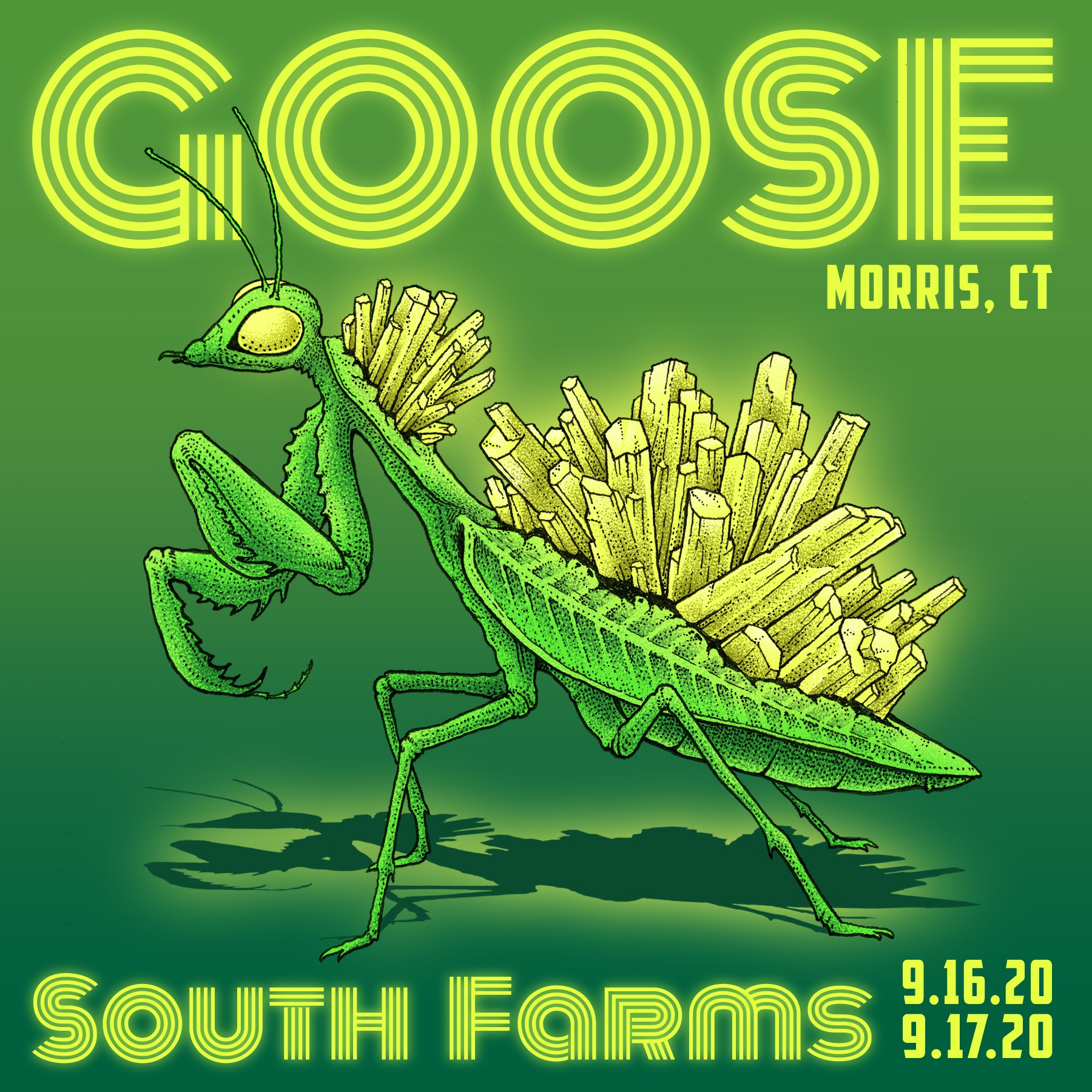Goose announce two night run in Northwestern Connecticut