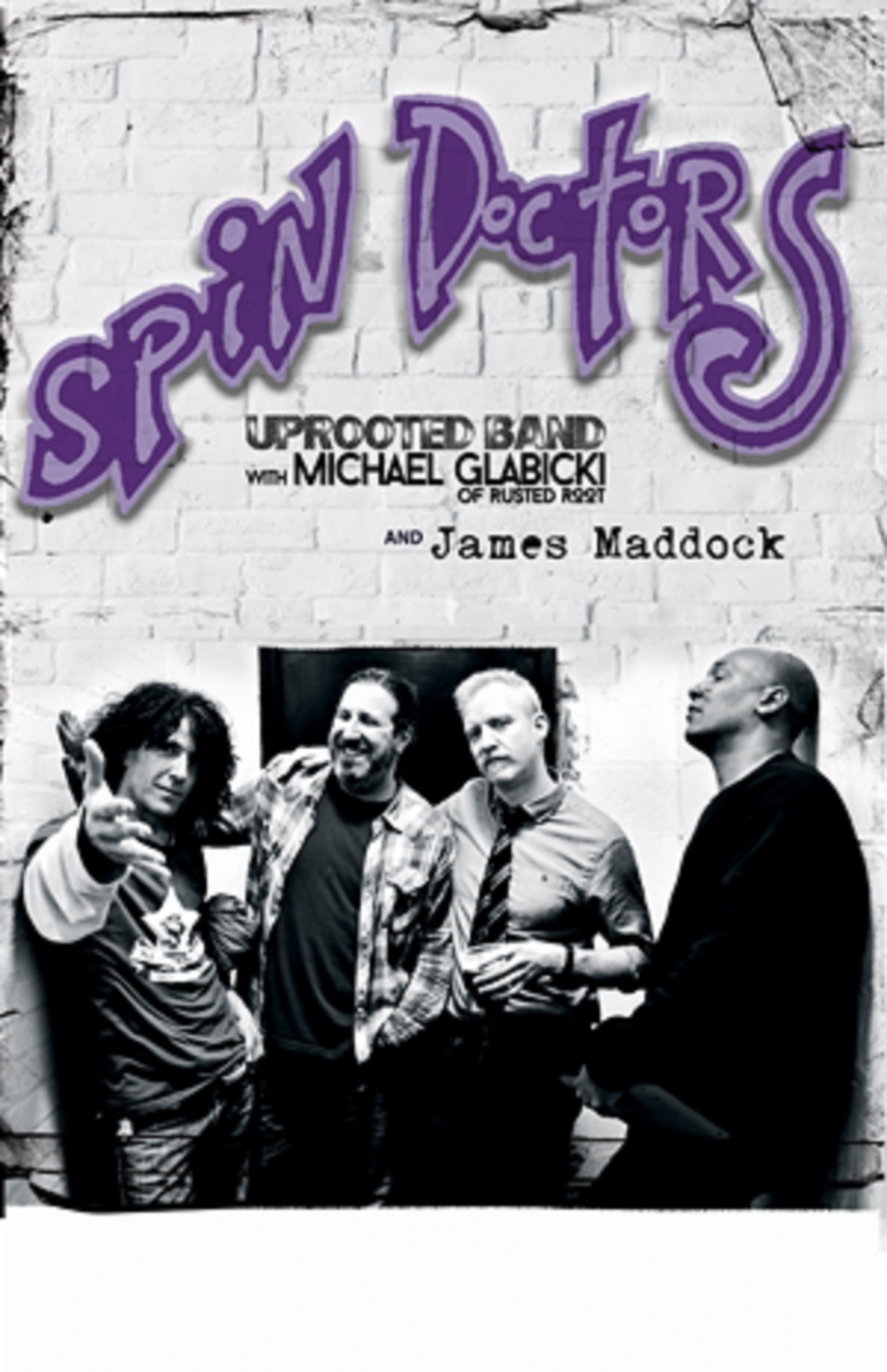 Spin Doctors, Take the Stage at the Wellmont Theater, Jan. 24