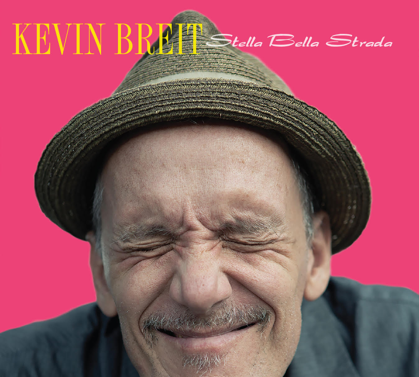 "KEVIN BREIT to Release New ""Stella Bella Strada"" Album on May 31"