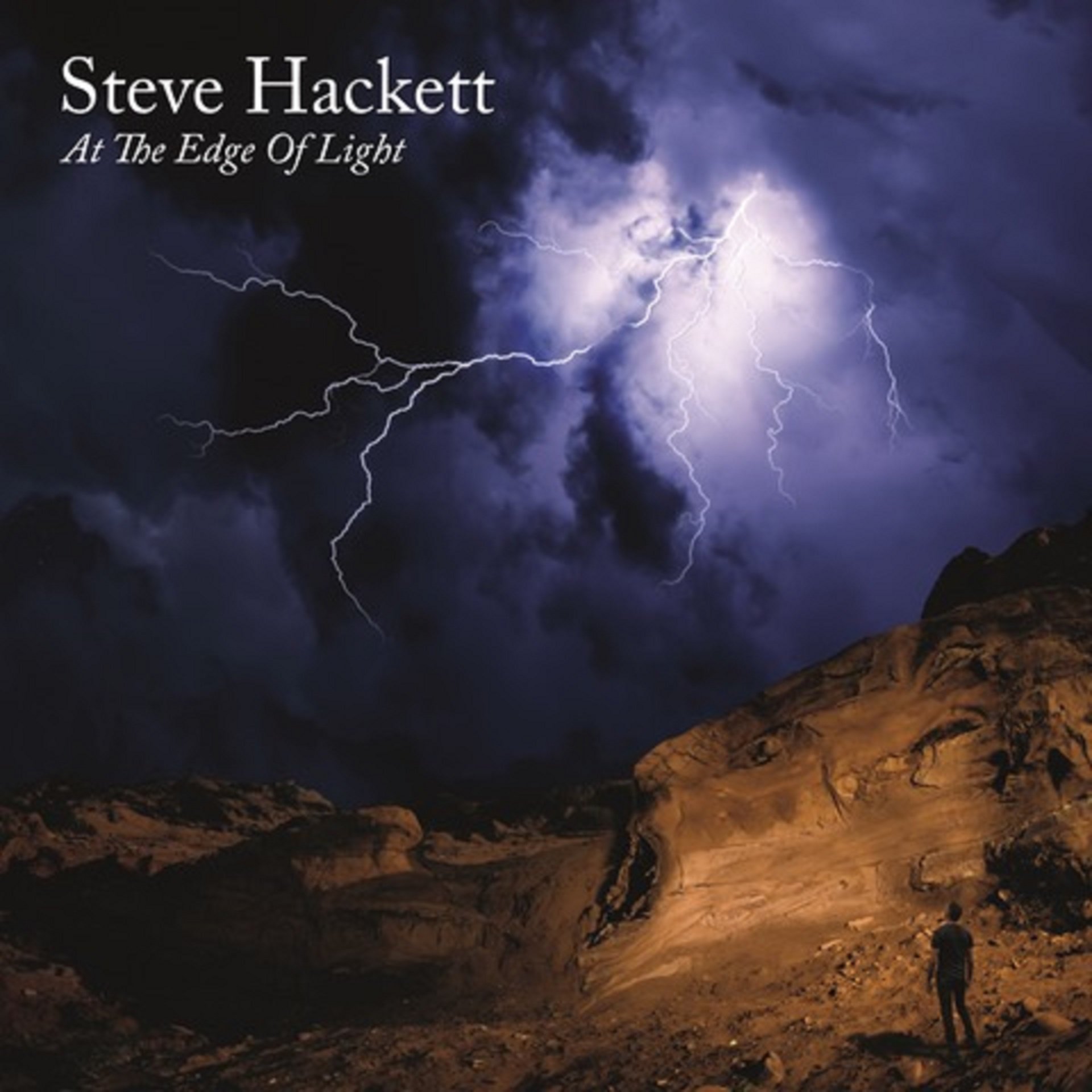 Steve Hackett announces release of new studio album 'At The Edge Of Light'