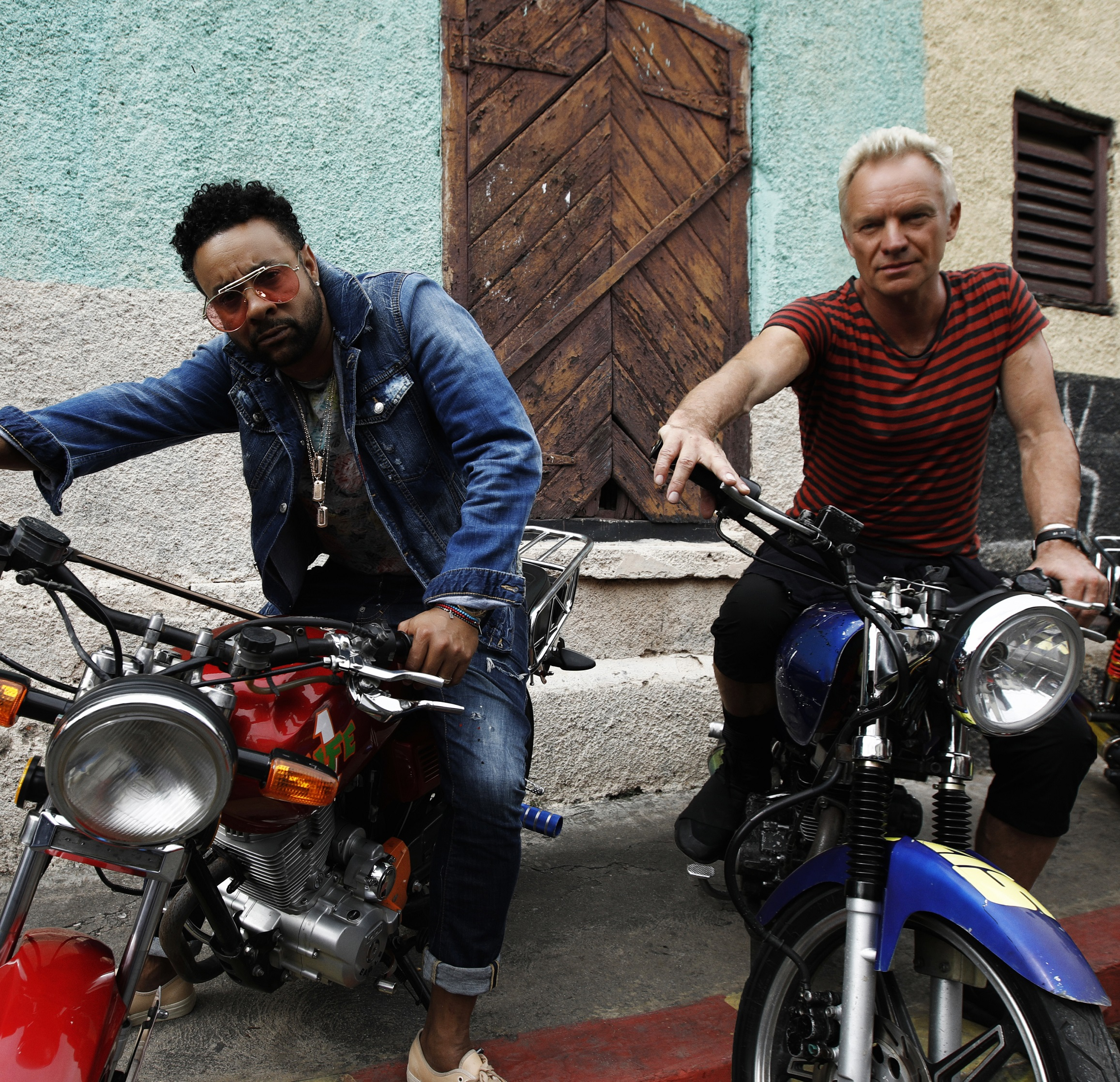 Sting & Shaggy Tour Kicks Off @ Fillmore Miami Beach