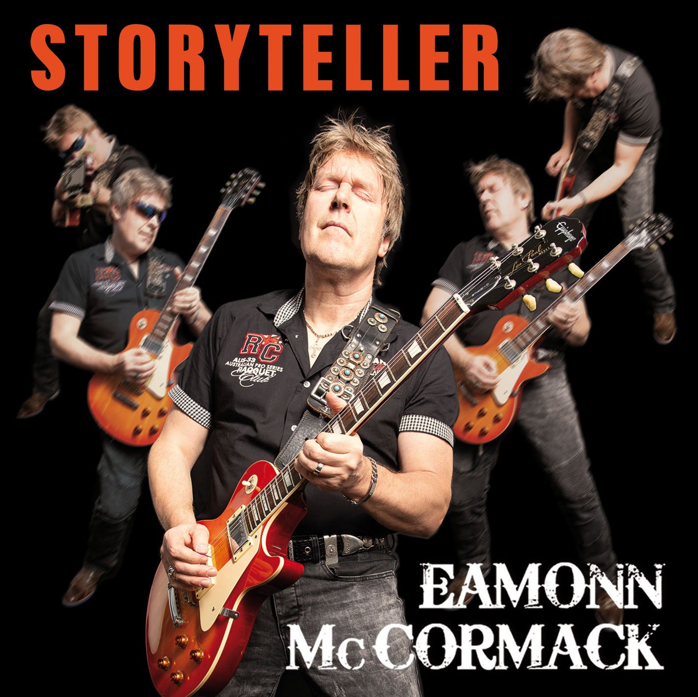 "Eamonn McCormack Is a Pure ""Storyteller"" on New Album"