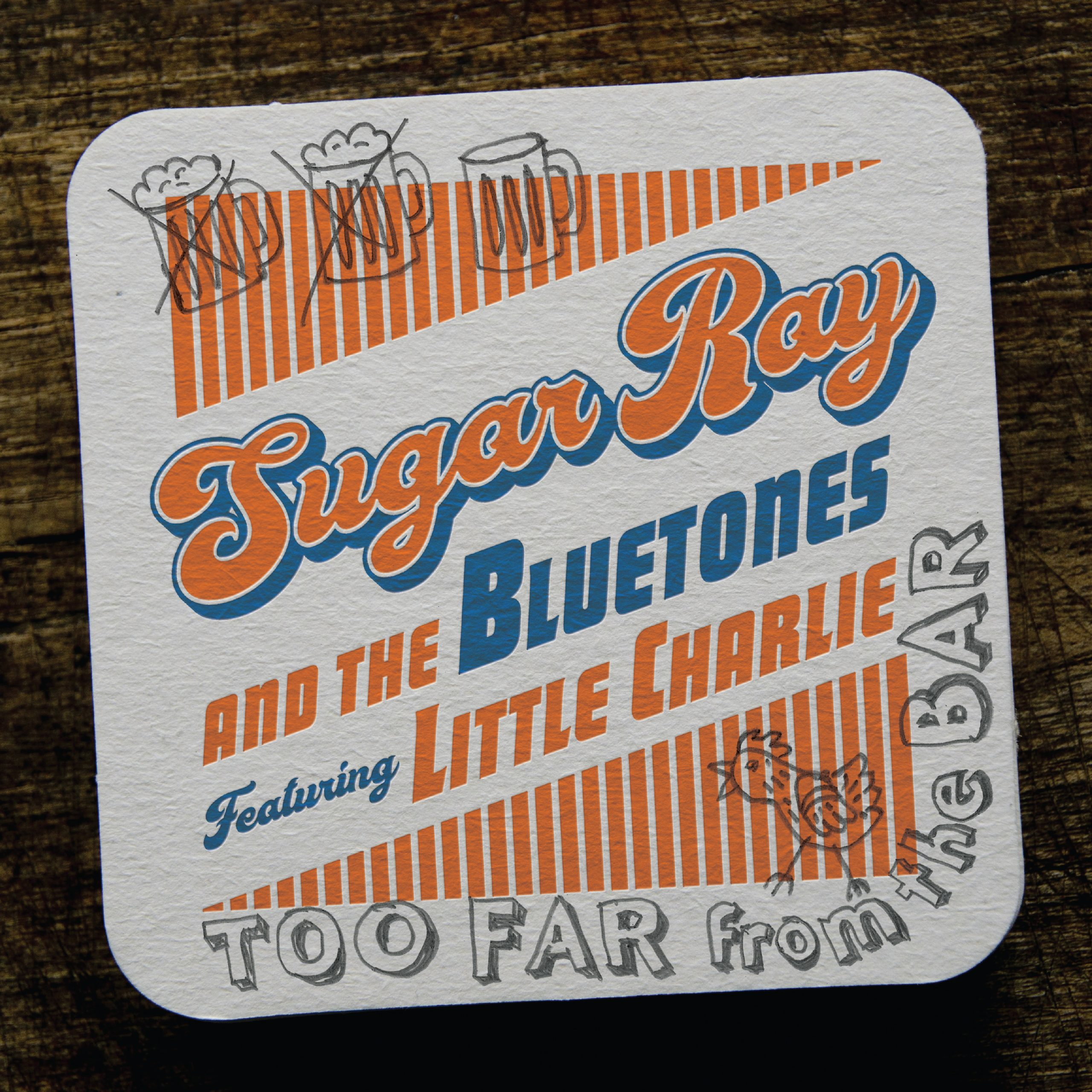 "Sugar Ray and the Bluetones set to release ""Too Far from the Bar"""