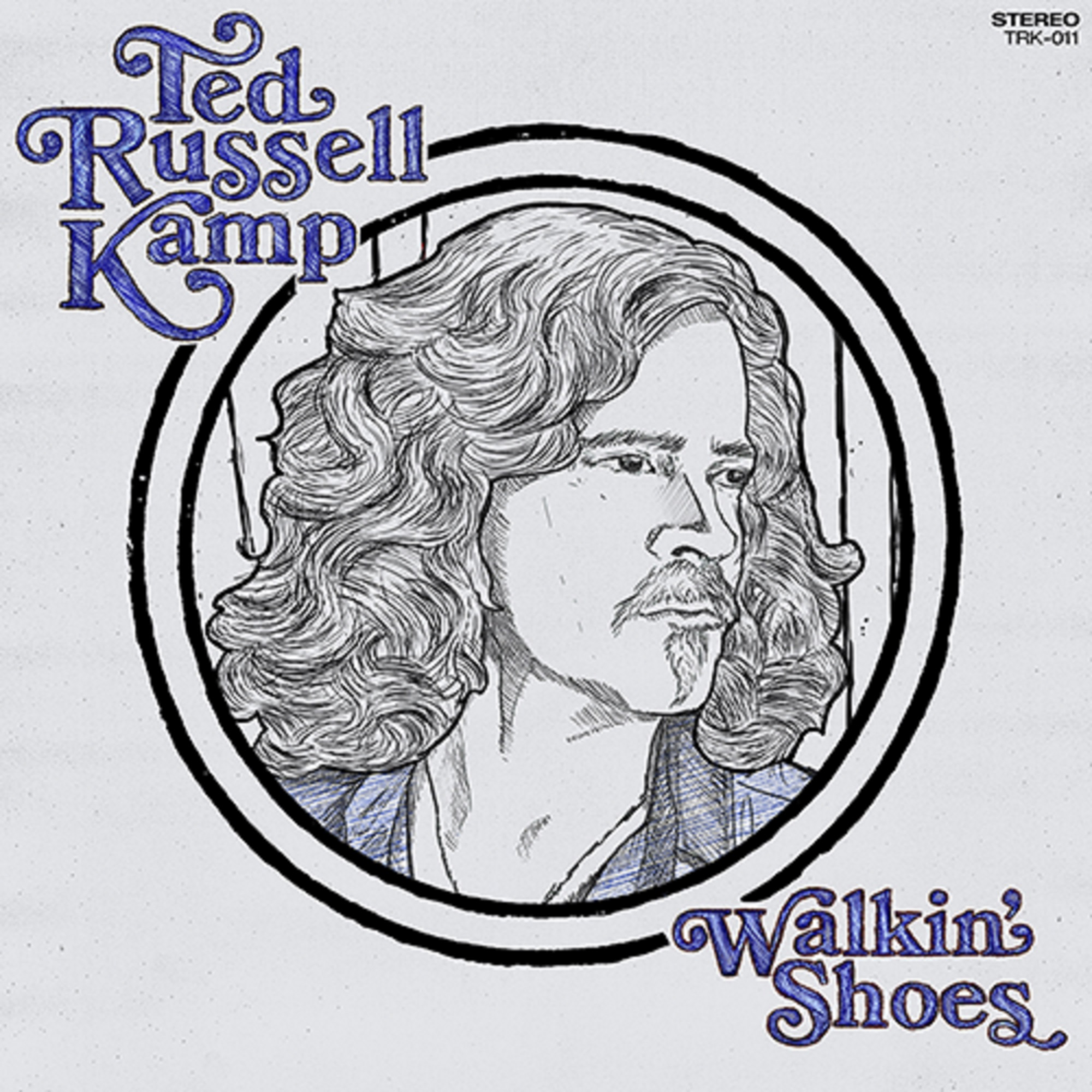 Ted Russell Kamp New Album 'Walking Shoes'