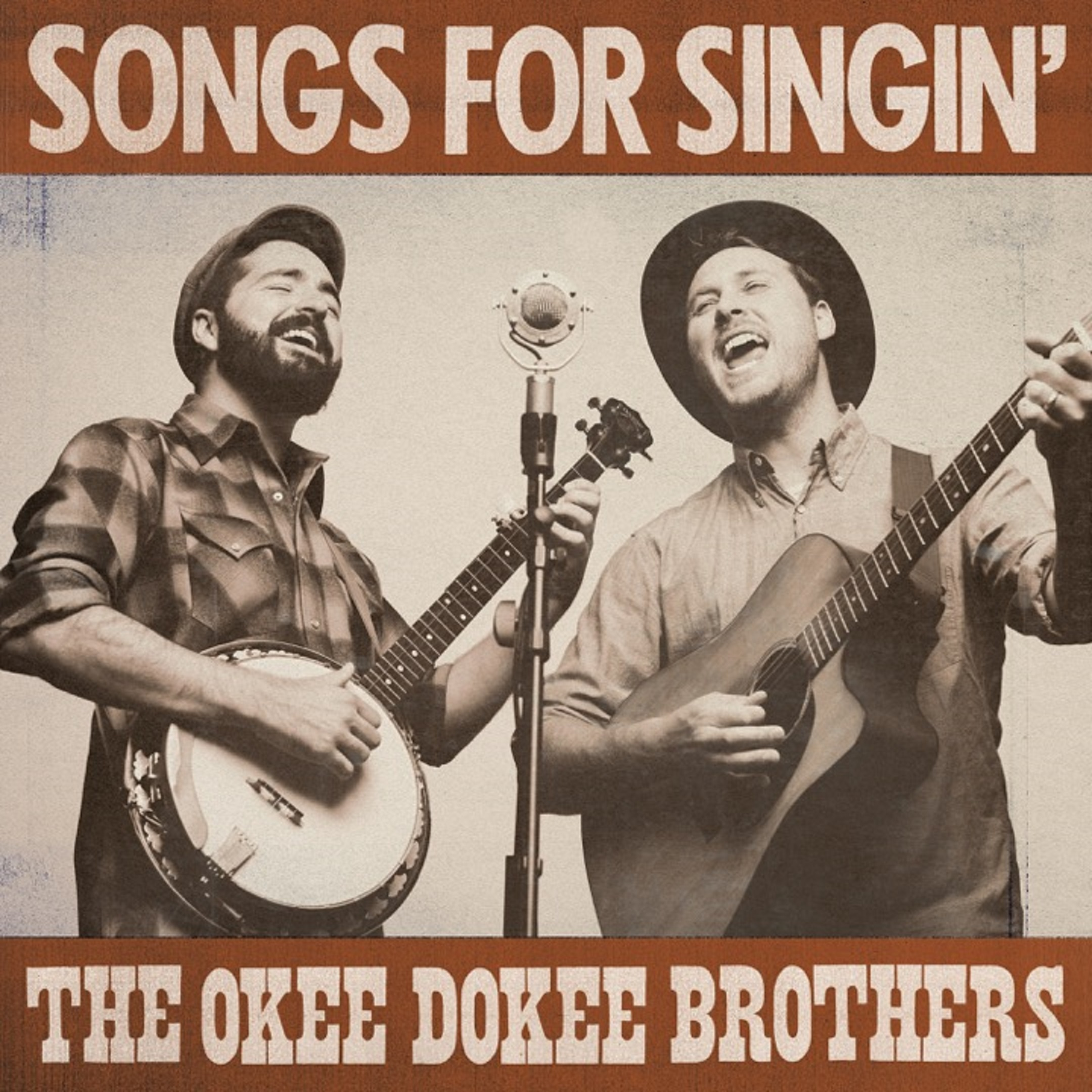"Okee Dokee Brothers Release New Album ""Songs for Singin'"""