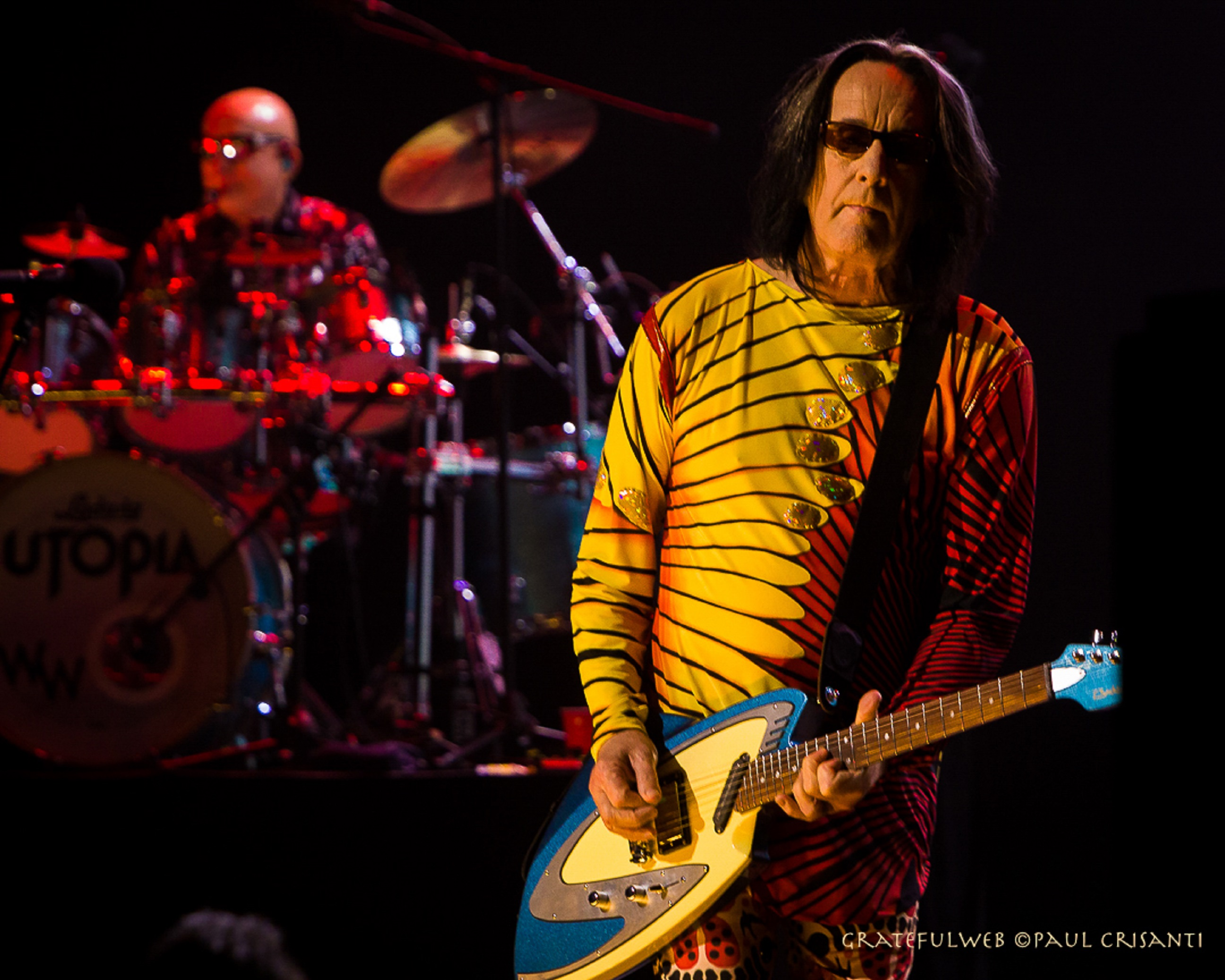 Todd Rundgren's Utopia | Chicago Theatre | 5/22/18