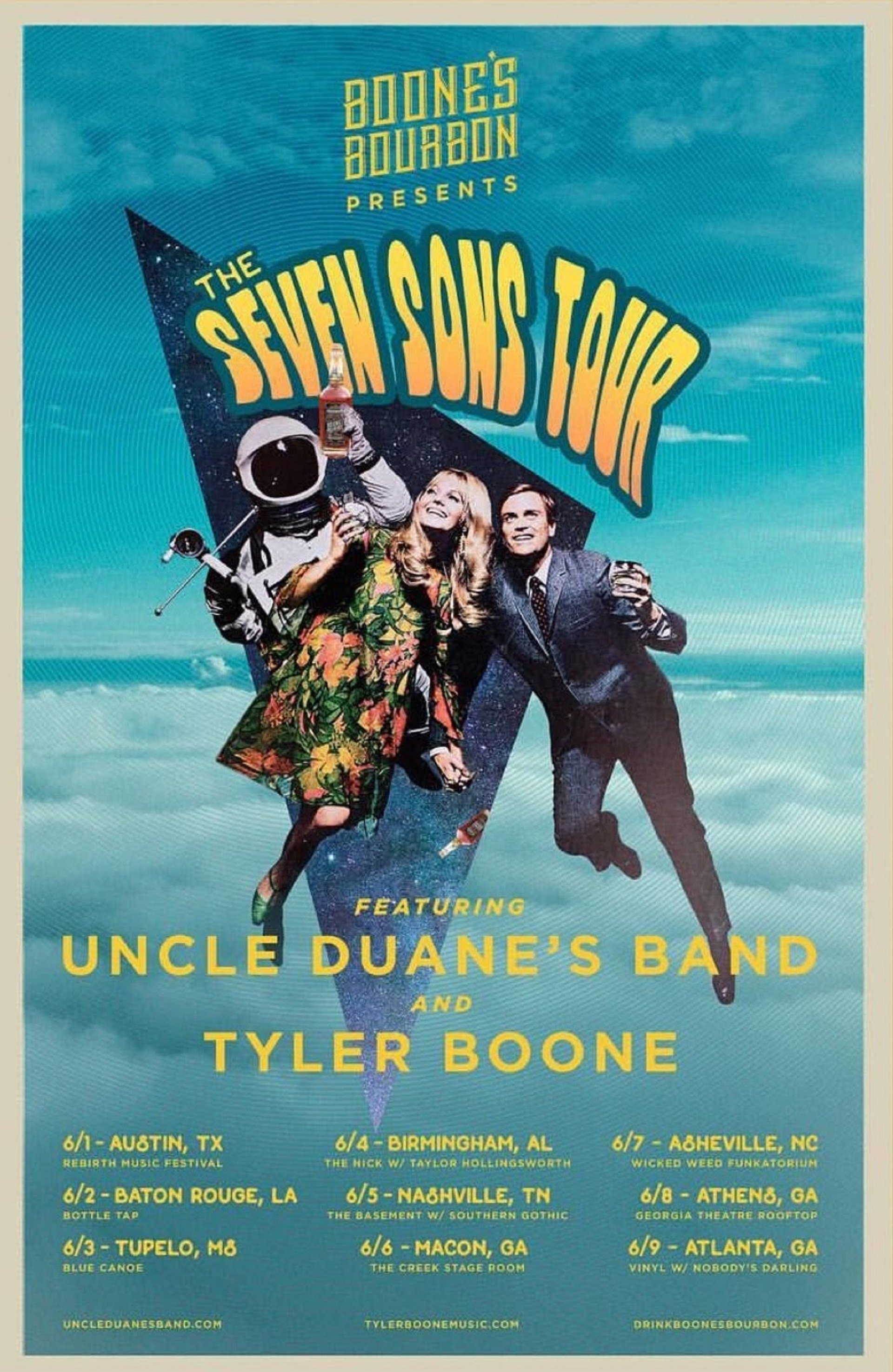 Introducing Uncle Duane's Band