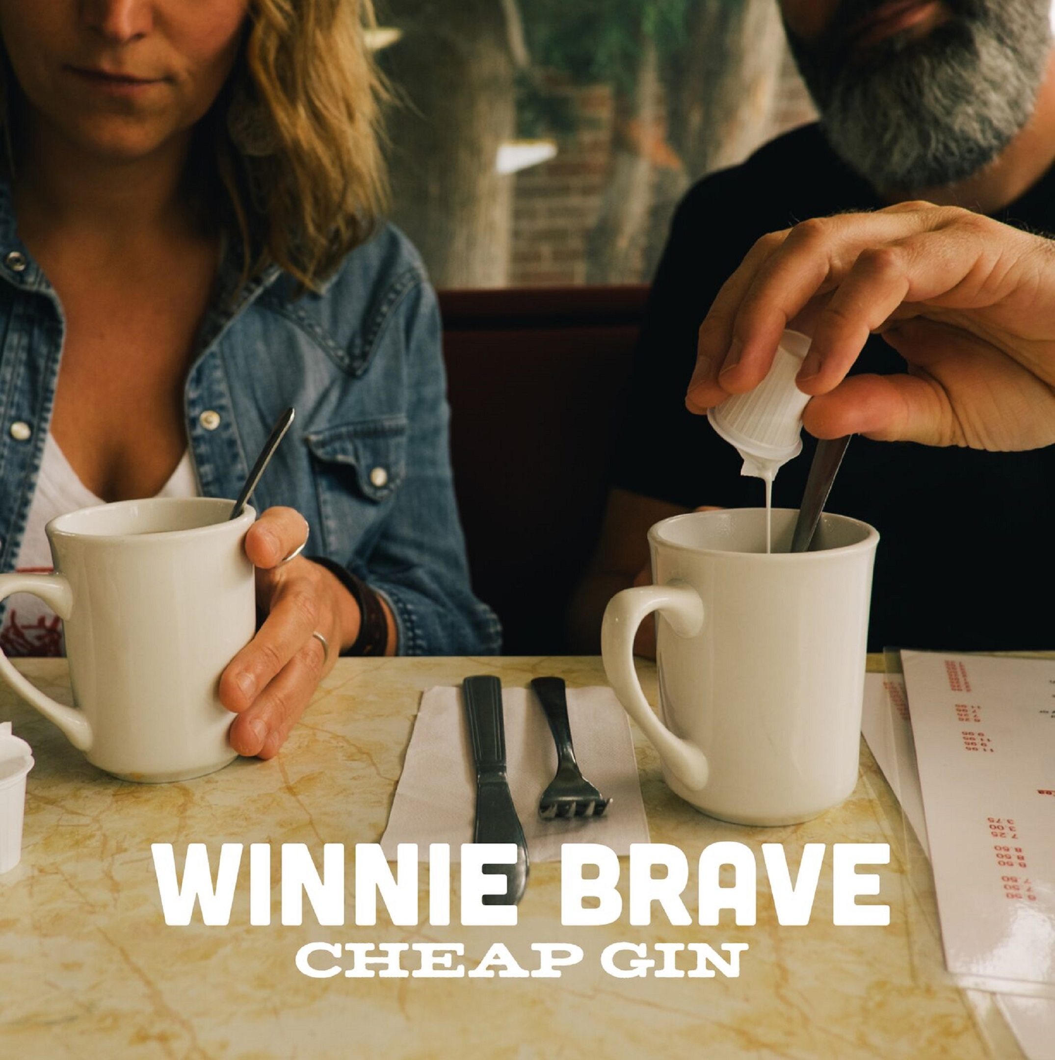 Winnie Brave's Cheap Gin Available Now