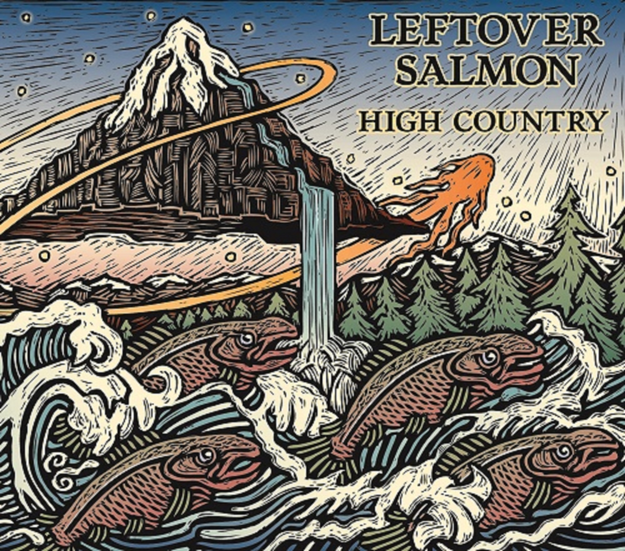Leftover Salmon | High Country | Review