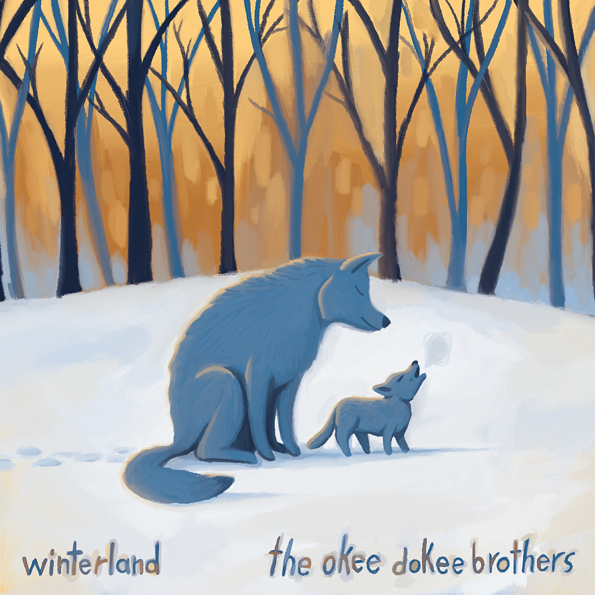 "The Okee Dokee Brothers To Release ""Winterland"""