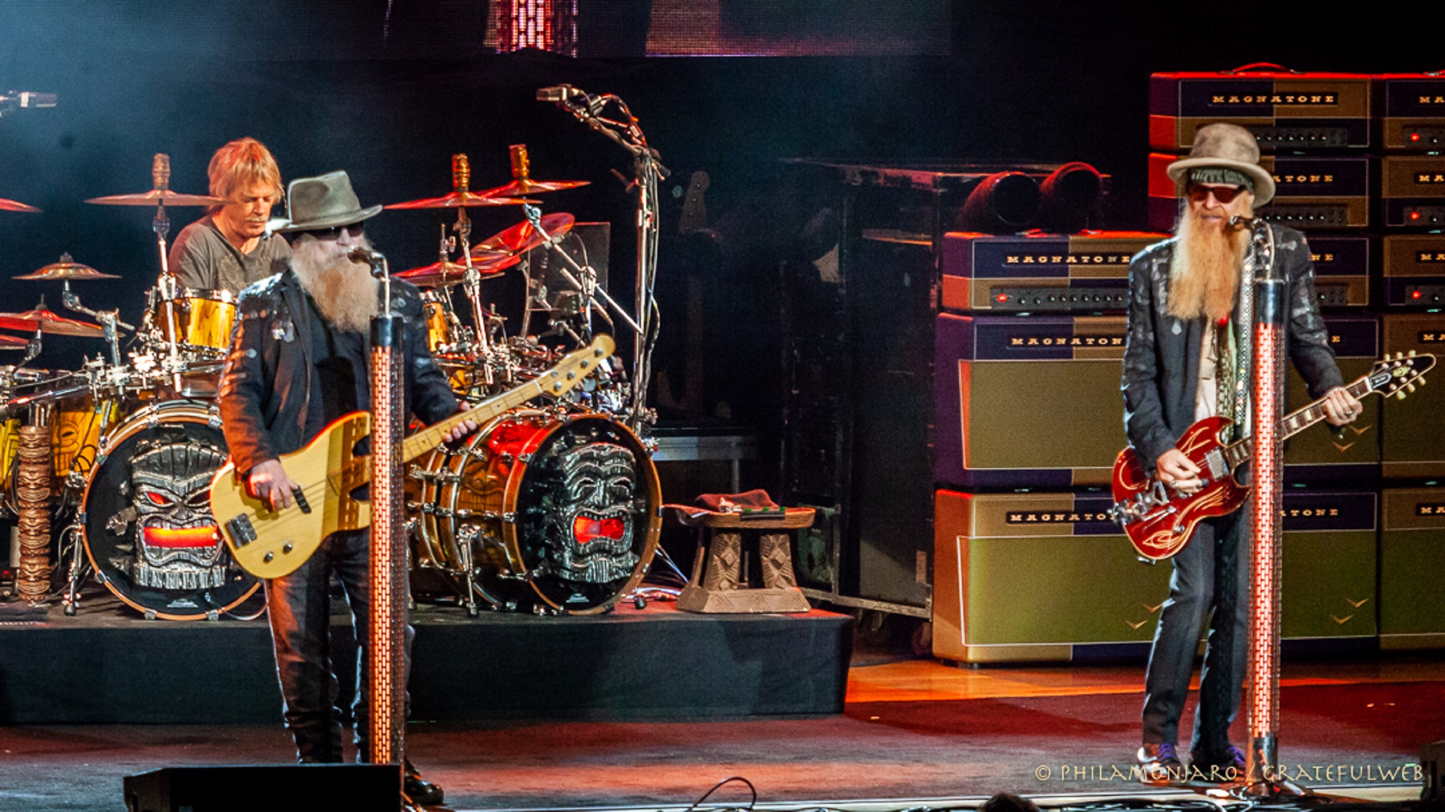 ZZ Top & John Fogerty | Ravinia | 6/12/18