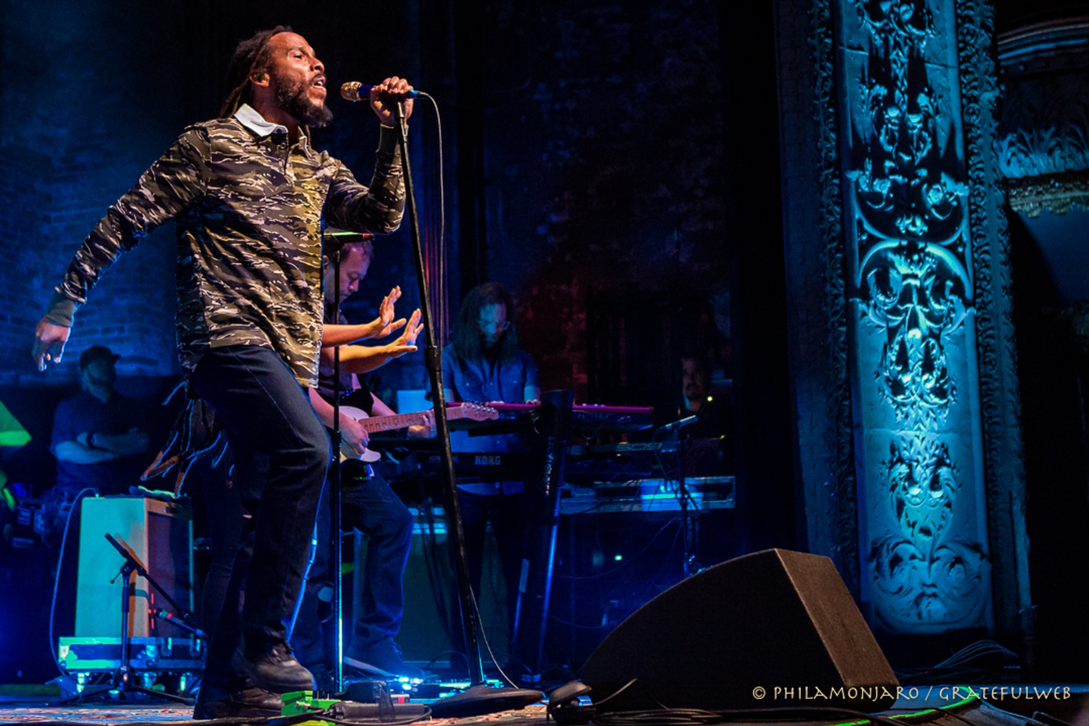 Ziggy Marley | Thalia Hall | 8/28/18