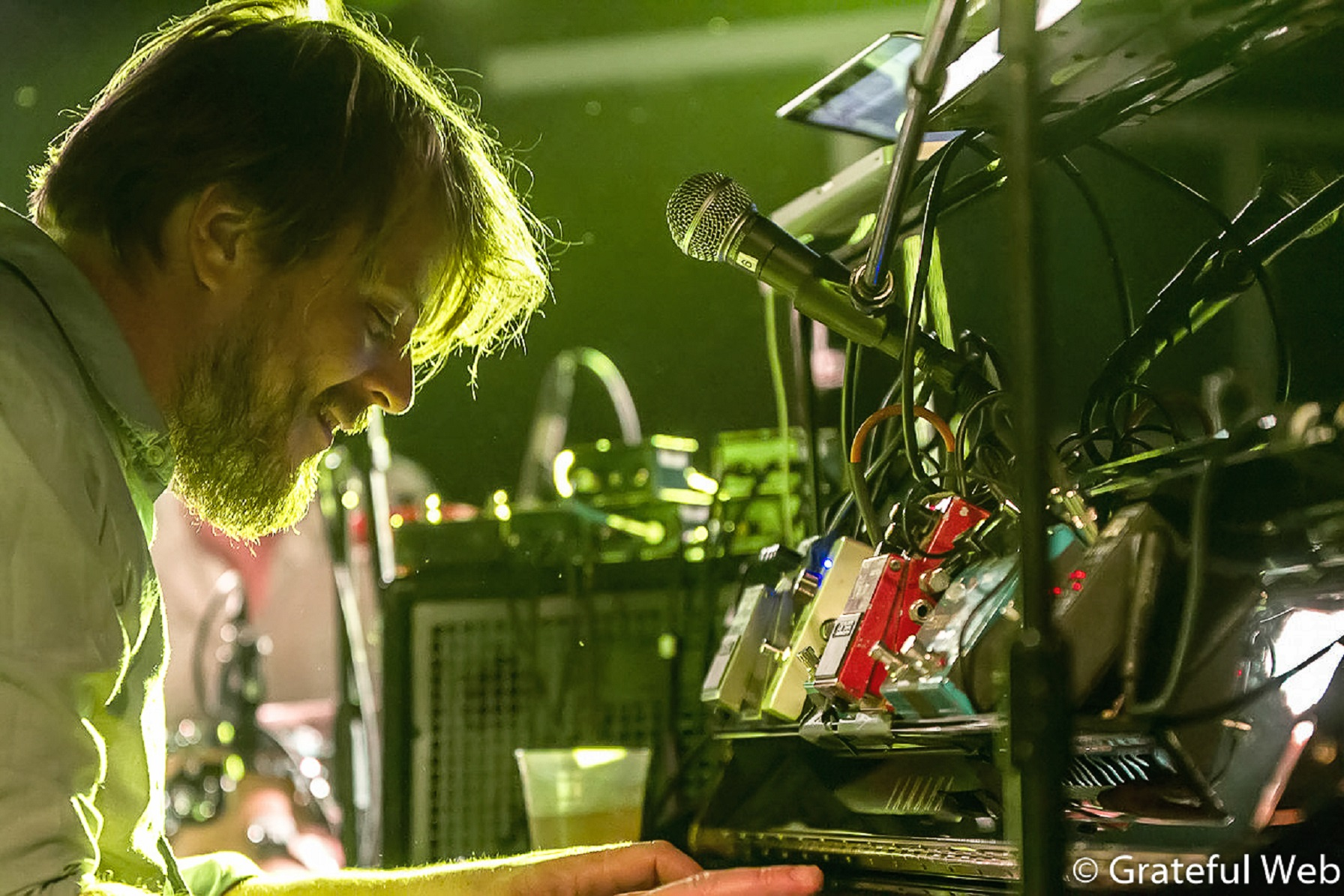 Grateful Web Interview with Marco Benevento