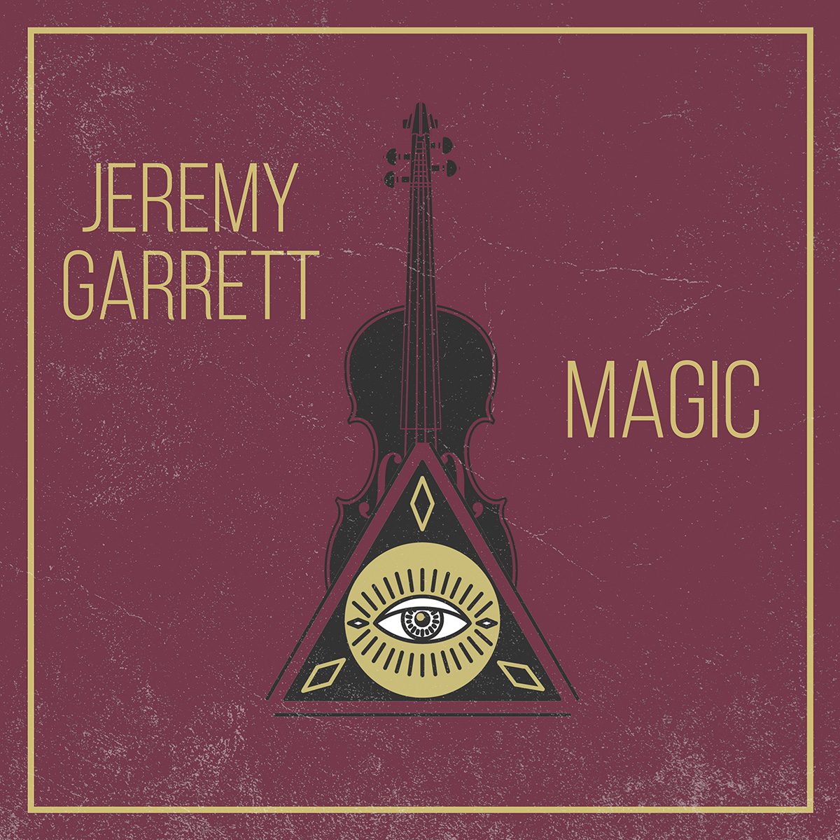 "Jeremy Garrett plays tricks on Coldplay's ""Magic"""