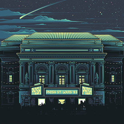 Phish | St. Louis '93 | American Theatre