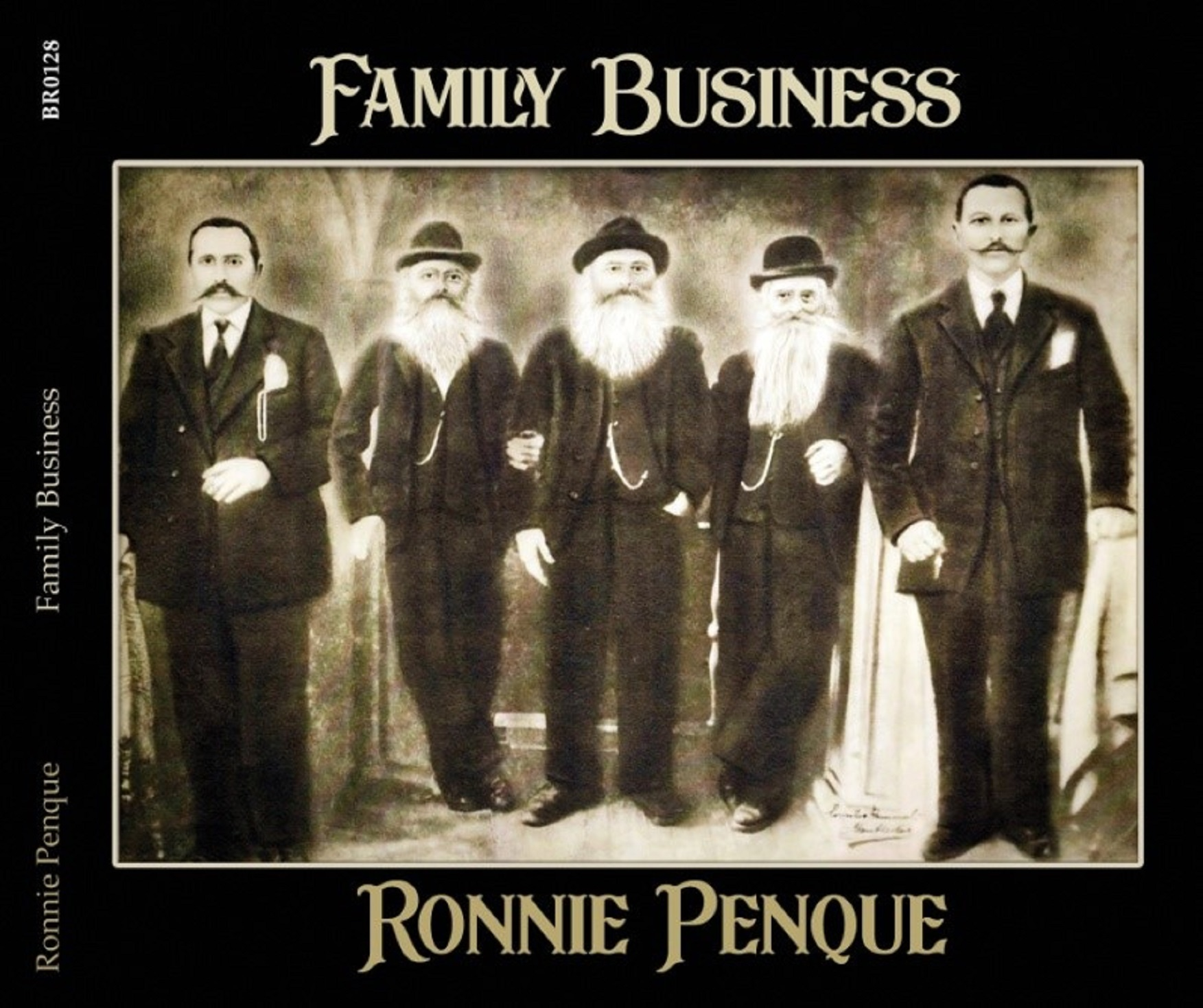 "Ronnie Penque to release ""Family Business"" on 8/30"