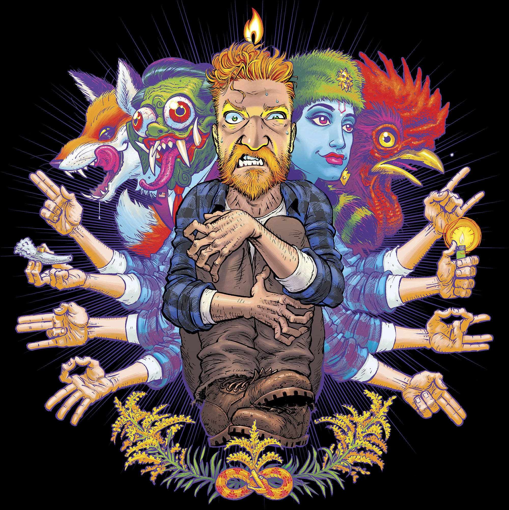 "Tyler Childers' ""Country Squire"" out today"