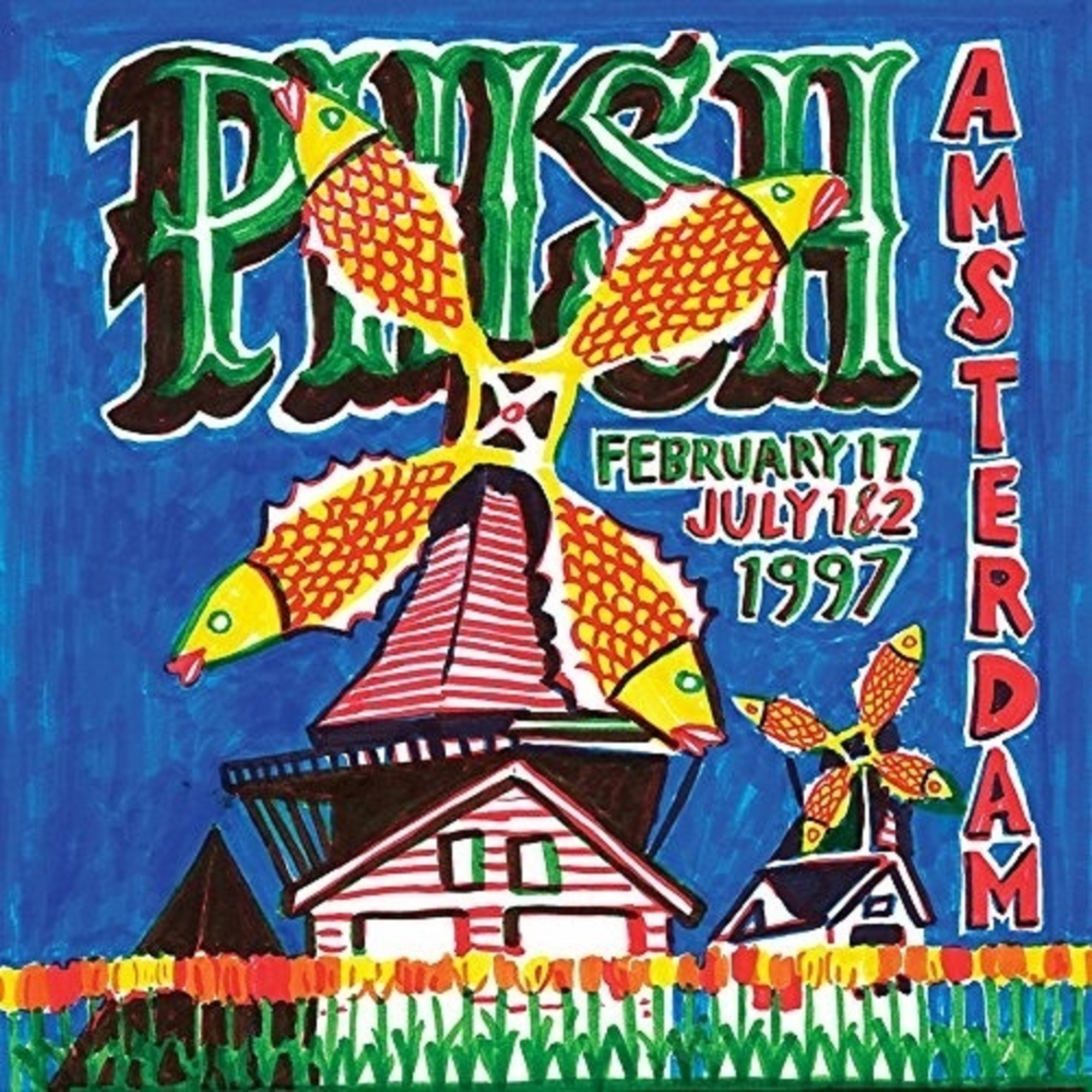 Phish | Amsterdam '97 | Review