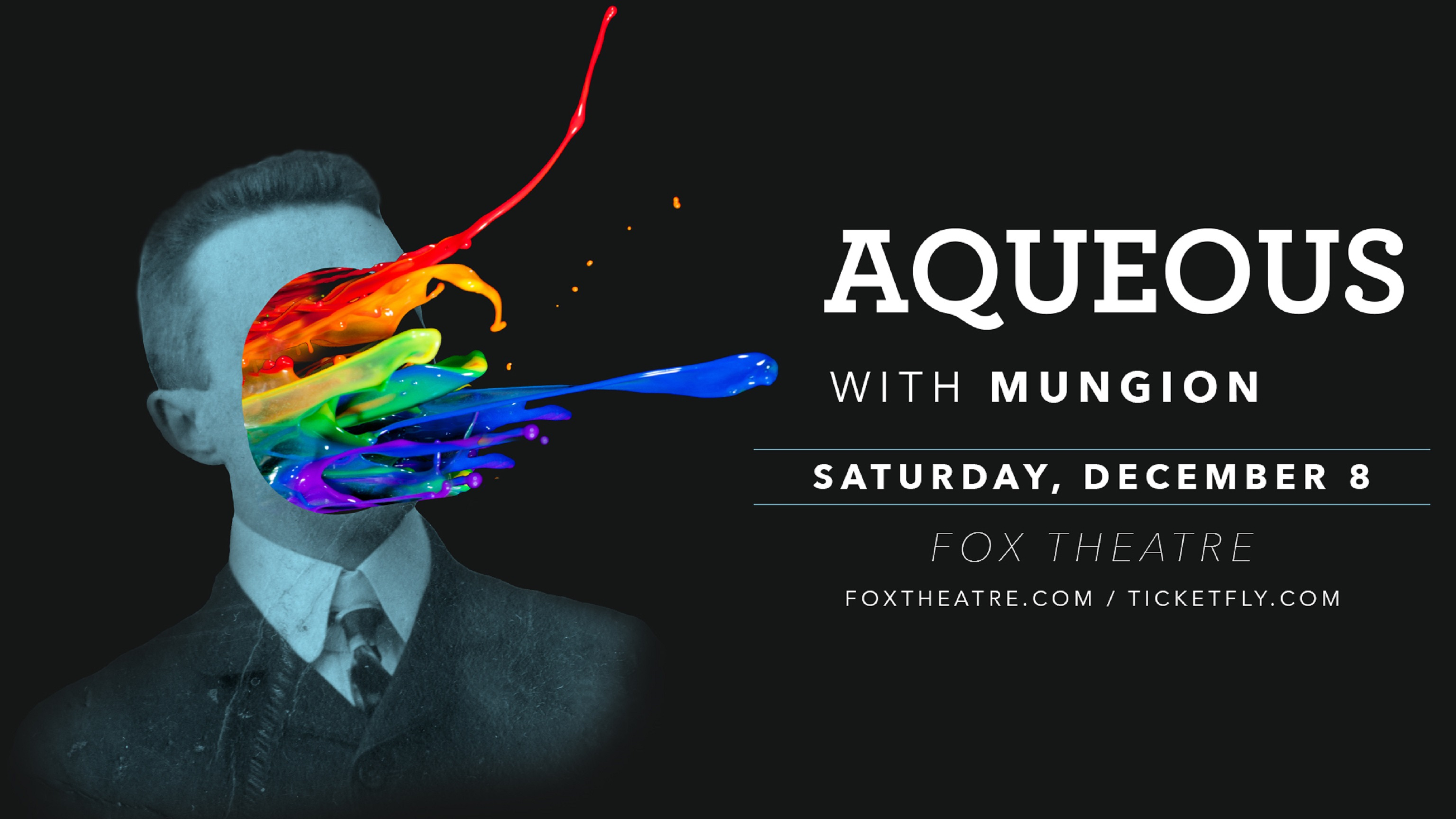 Aqueous @ The Fox Theatre | 12/8/18 | Preview