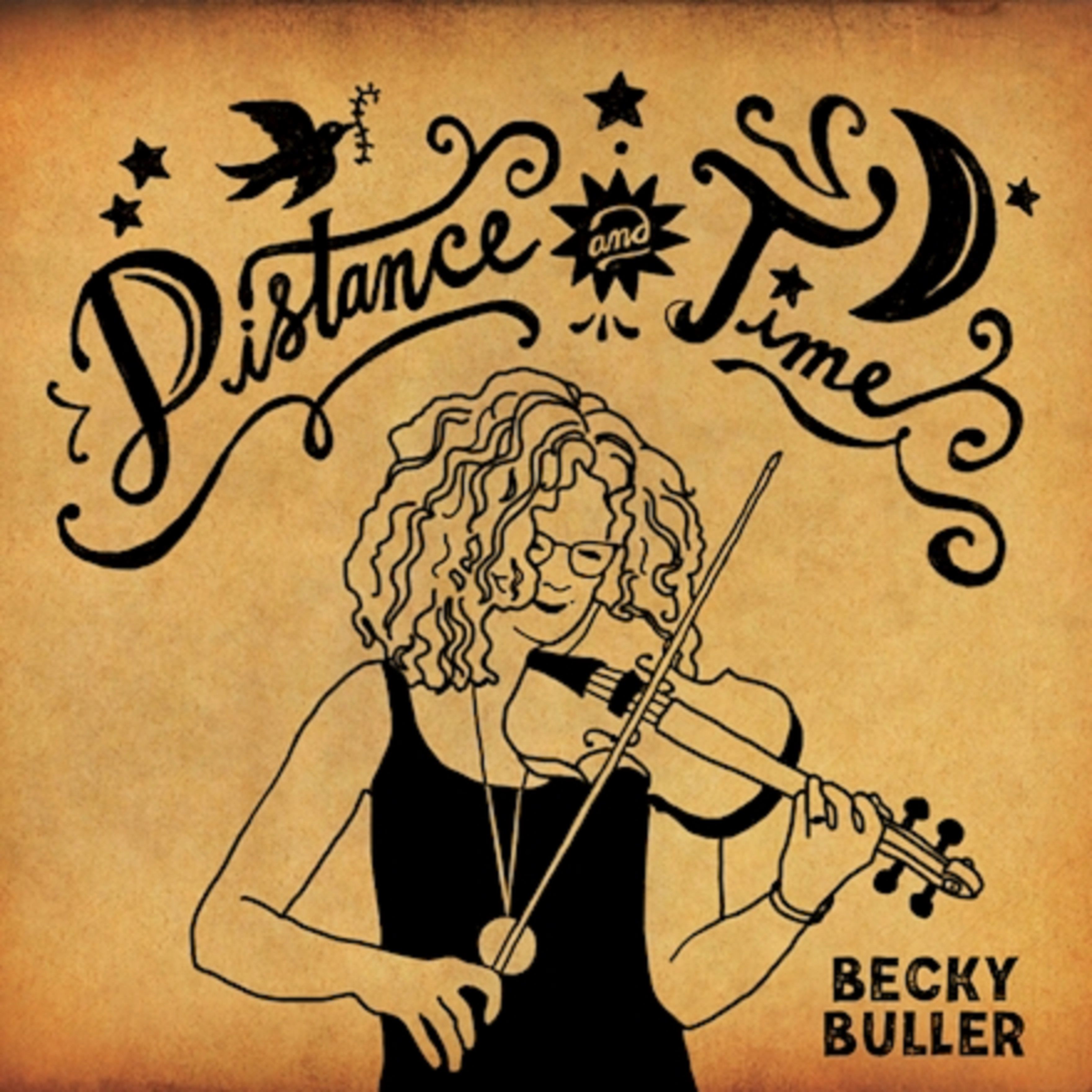 "Becky Buller | ""Distance and Time"" 