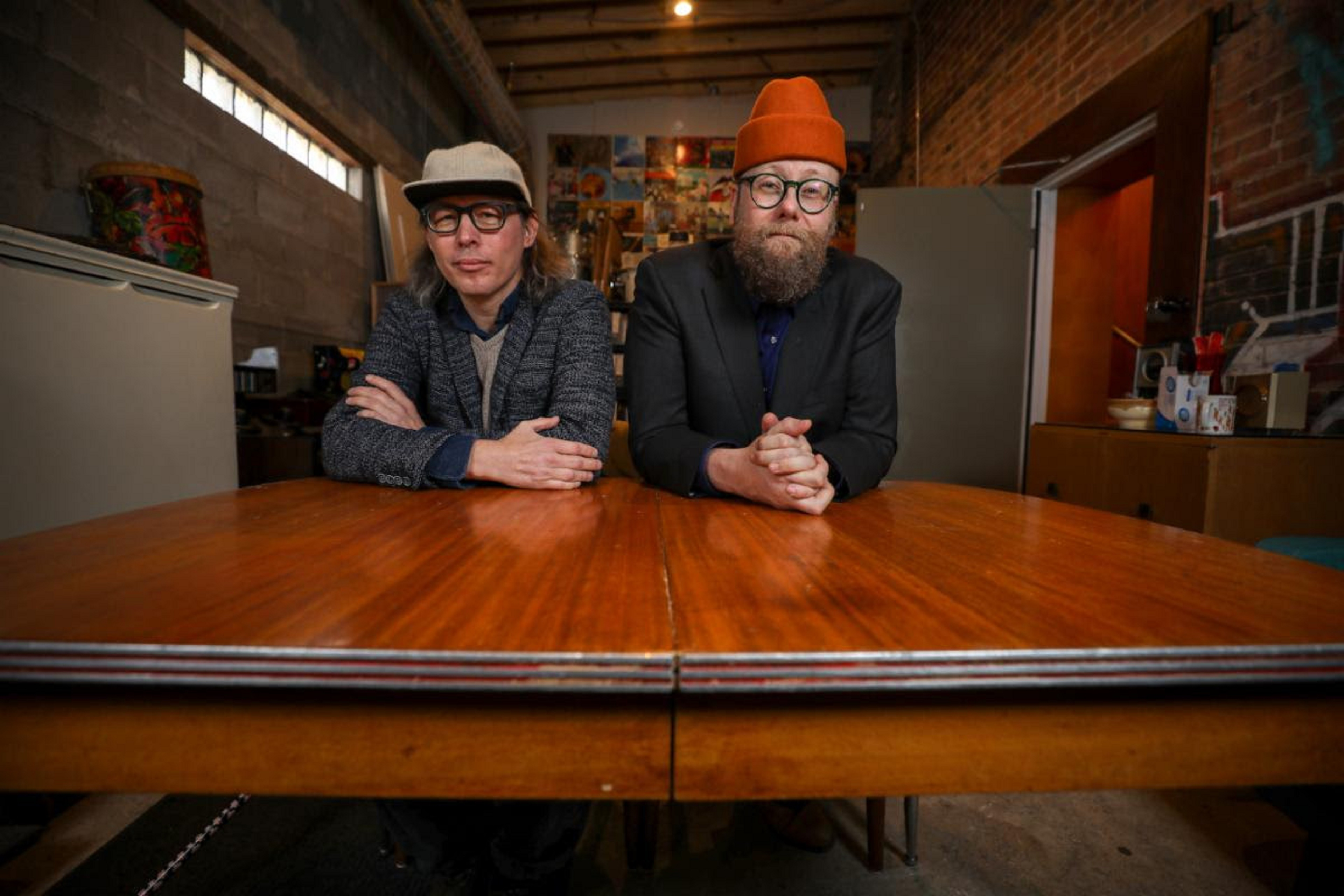 Mike Doughty's Ghost of Vroom announces debut LP; shares first song