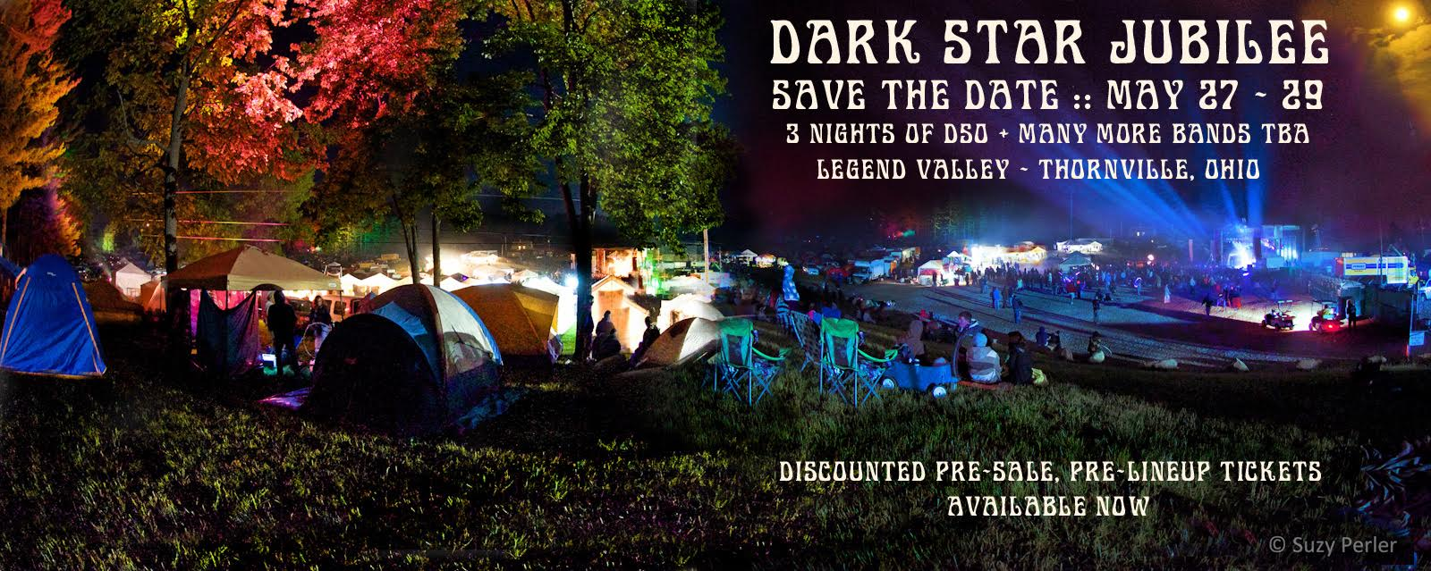 Dark Star Orchestra Announces 5th Annual Dark Star Jubilee