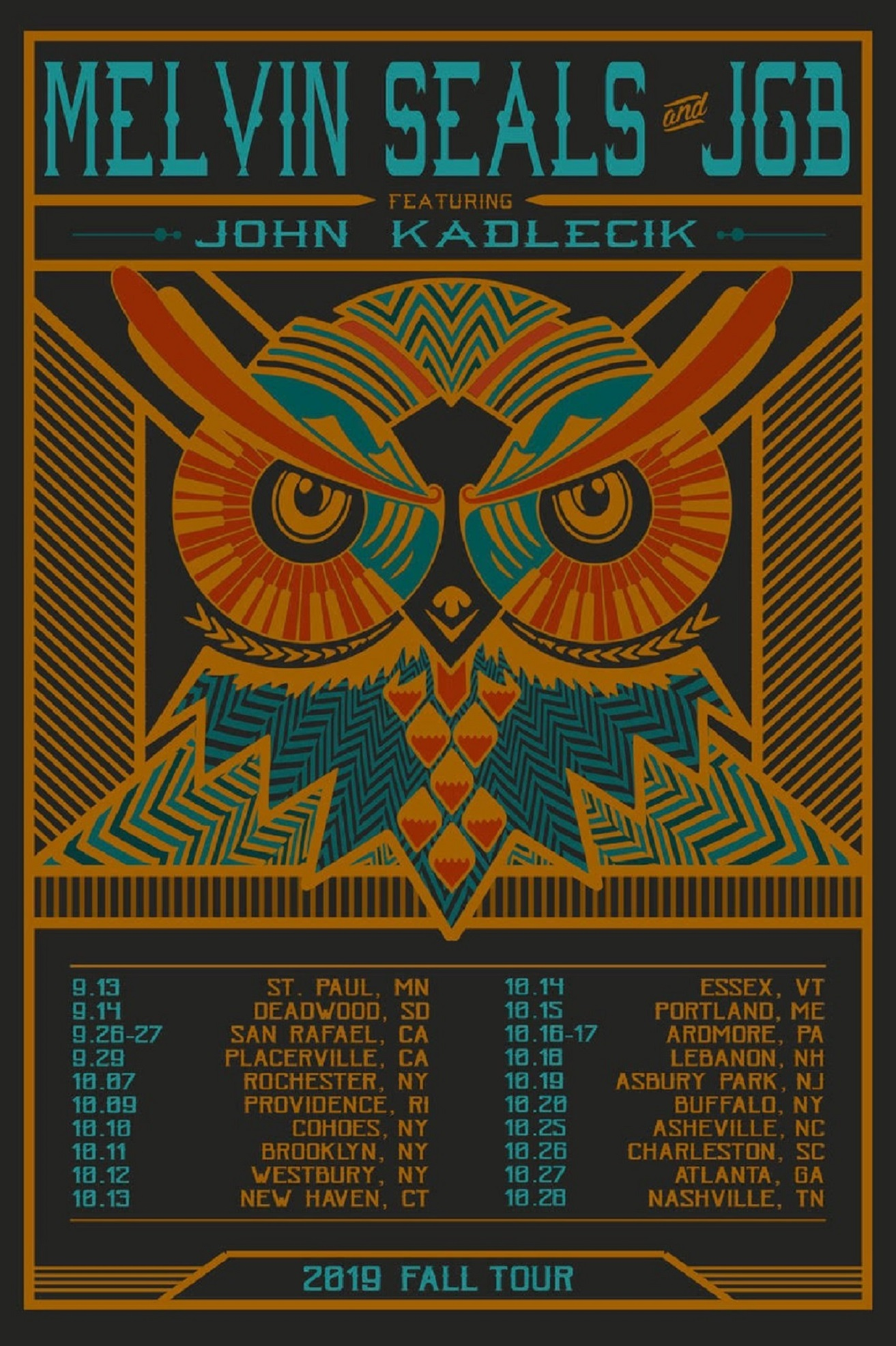 JGB Band with John K Announce Fall Tour