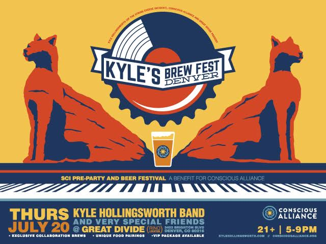 Kyle Hollingsworth's Brew Fest Denver '17