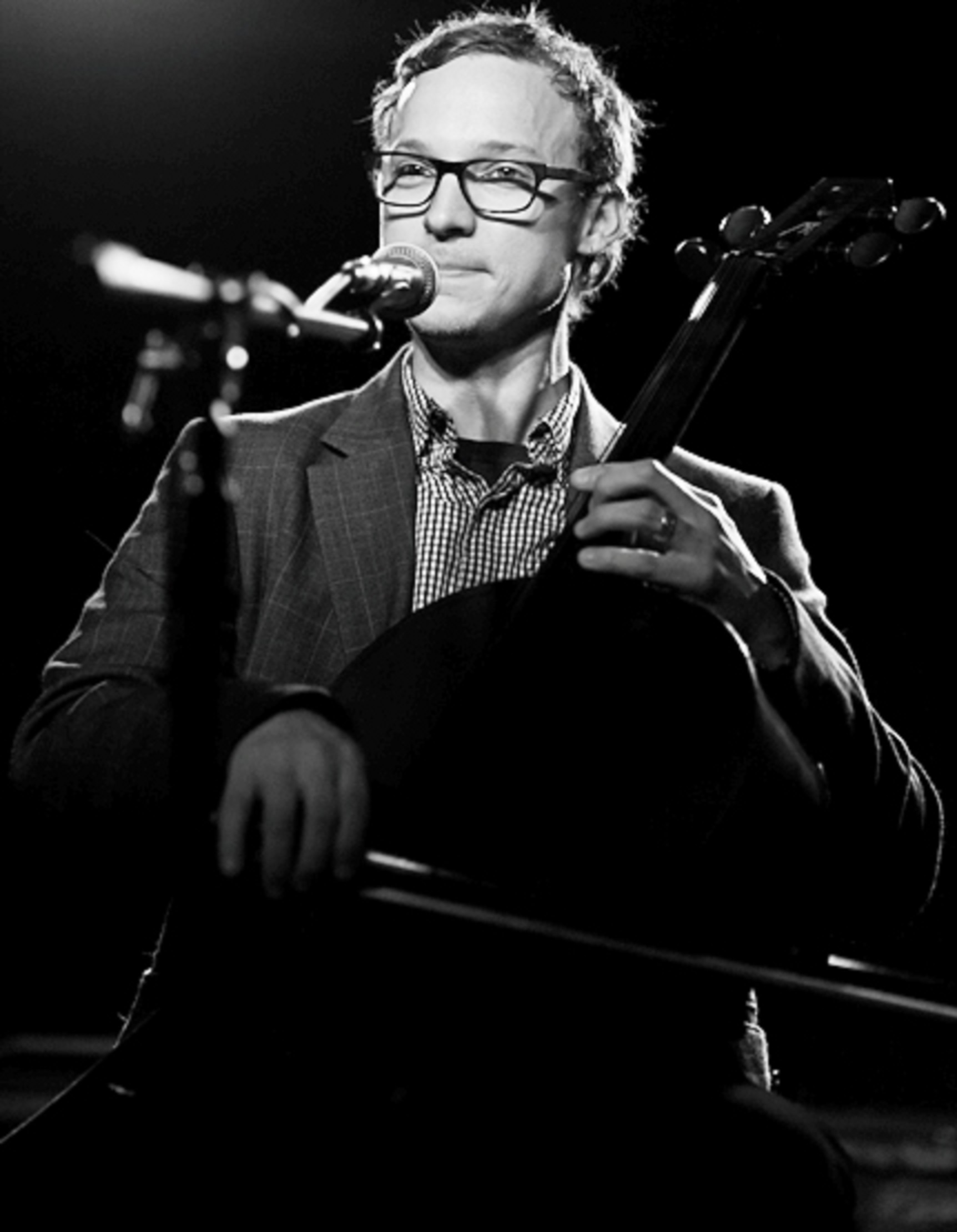 Kentucky Lasagne, Social Awareness, and a Master's Clinic on the Cello: Ben Sollee