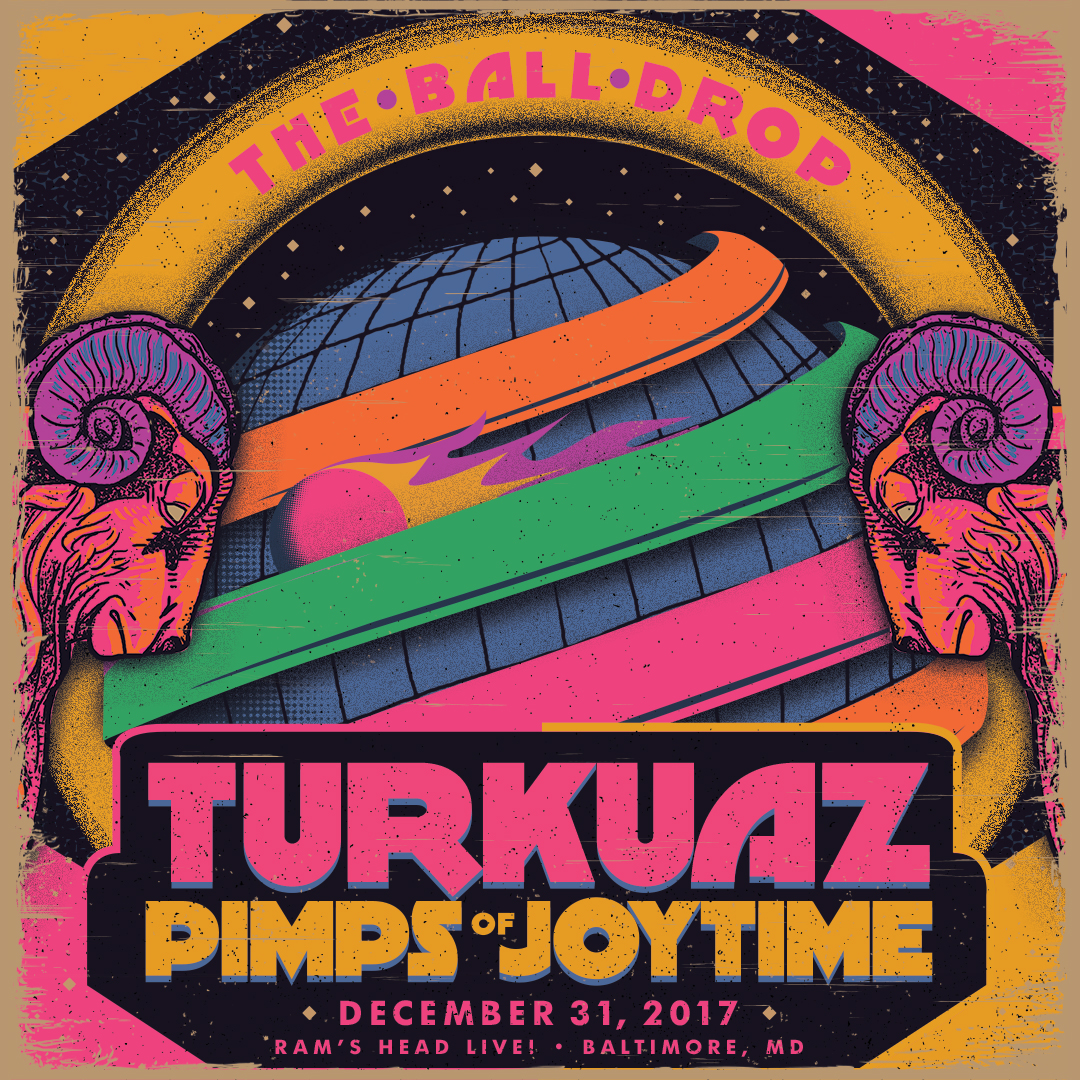 Turkuaz Announces NYE in Baltimore