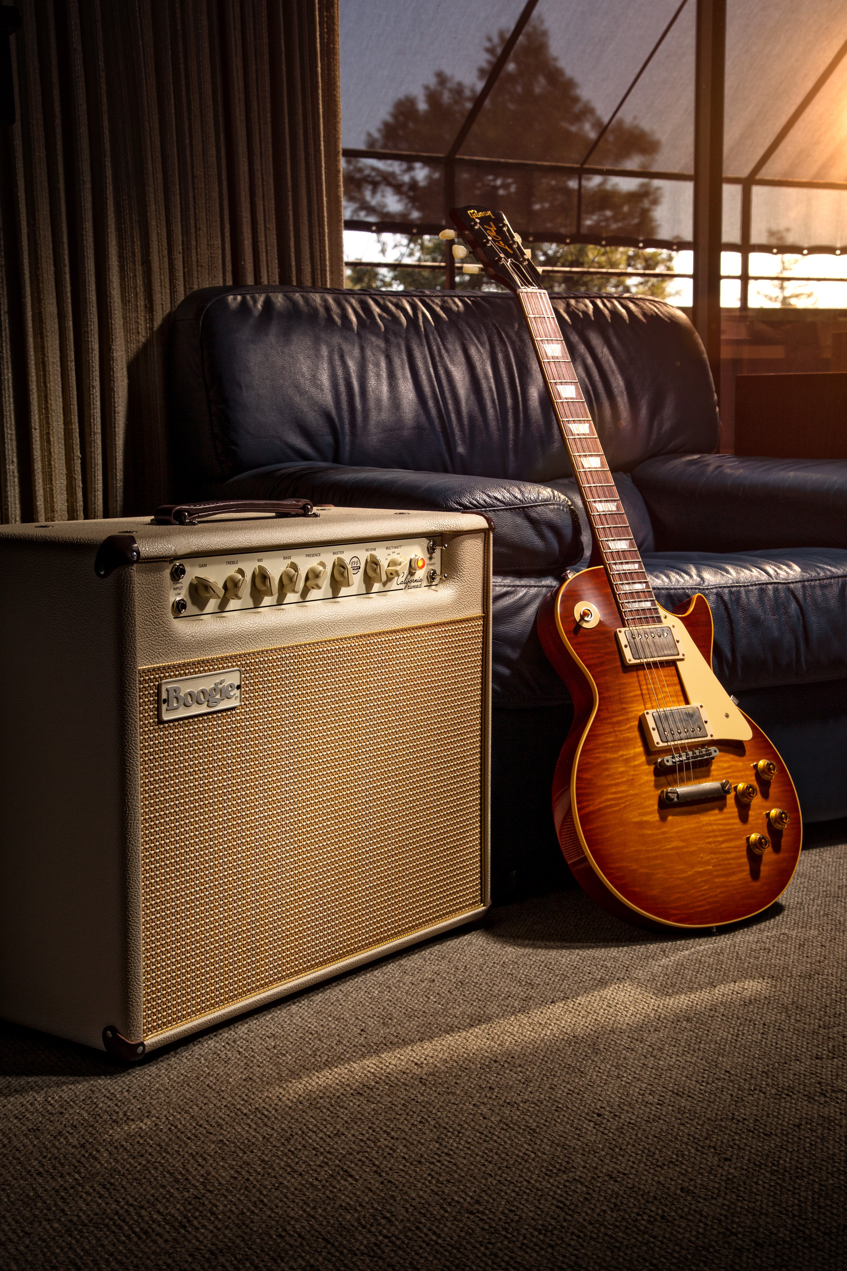 Gibson Announces The Addition Of Mesa/Boogie