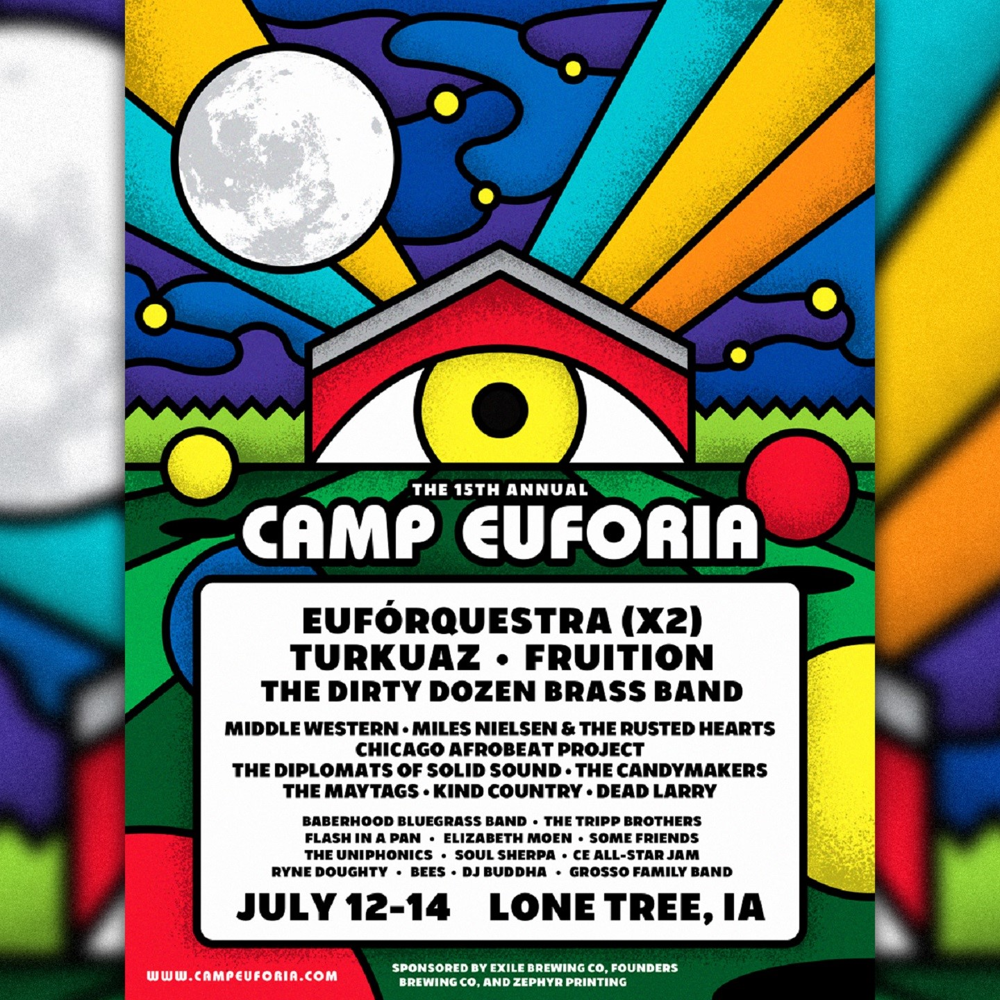 Camp Euforia Music Festival Announces Additions to 2018 Lineup