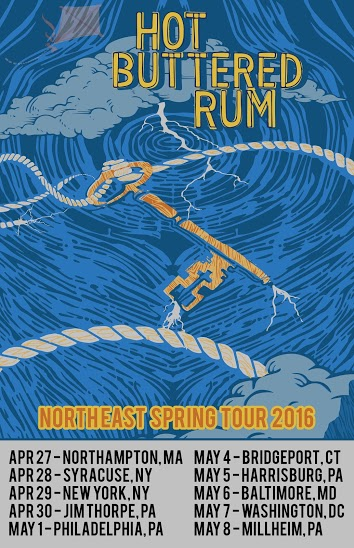 Hot Buttered Rum Northeast Tour Dates