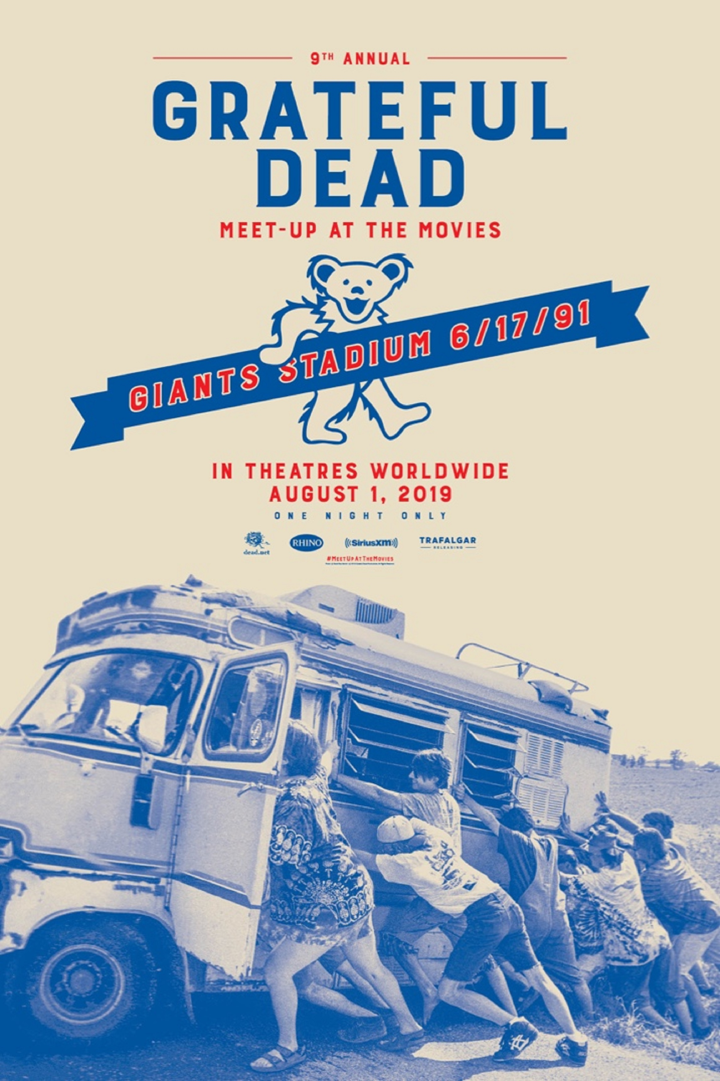 This Thursday: Join Us At The Grateful Dead Meet-Up At The Movies