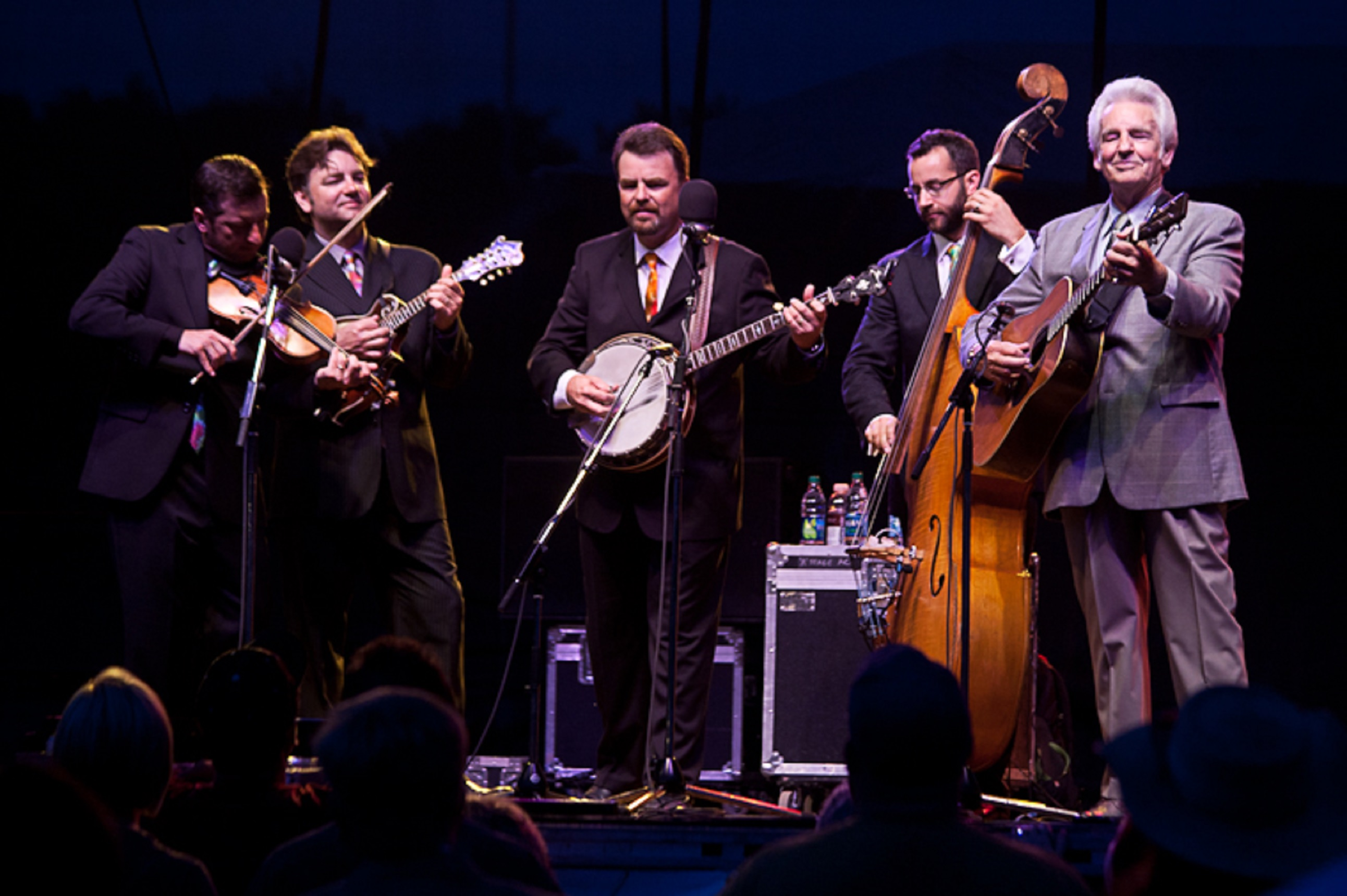DelFest 2011: The Yin and the Yang, of Del McCoury, Courtesy of a Life-long Fan