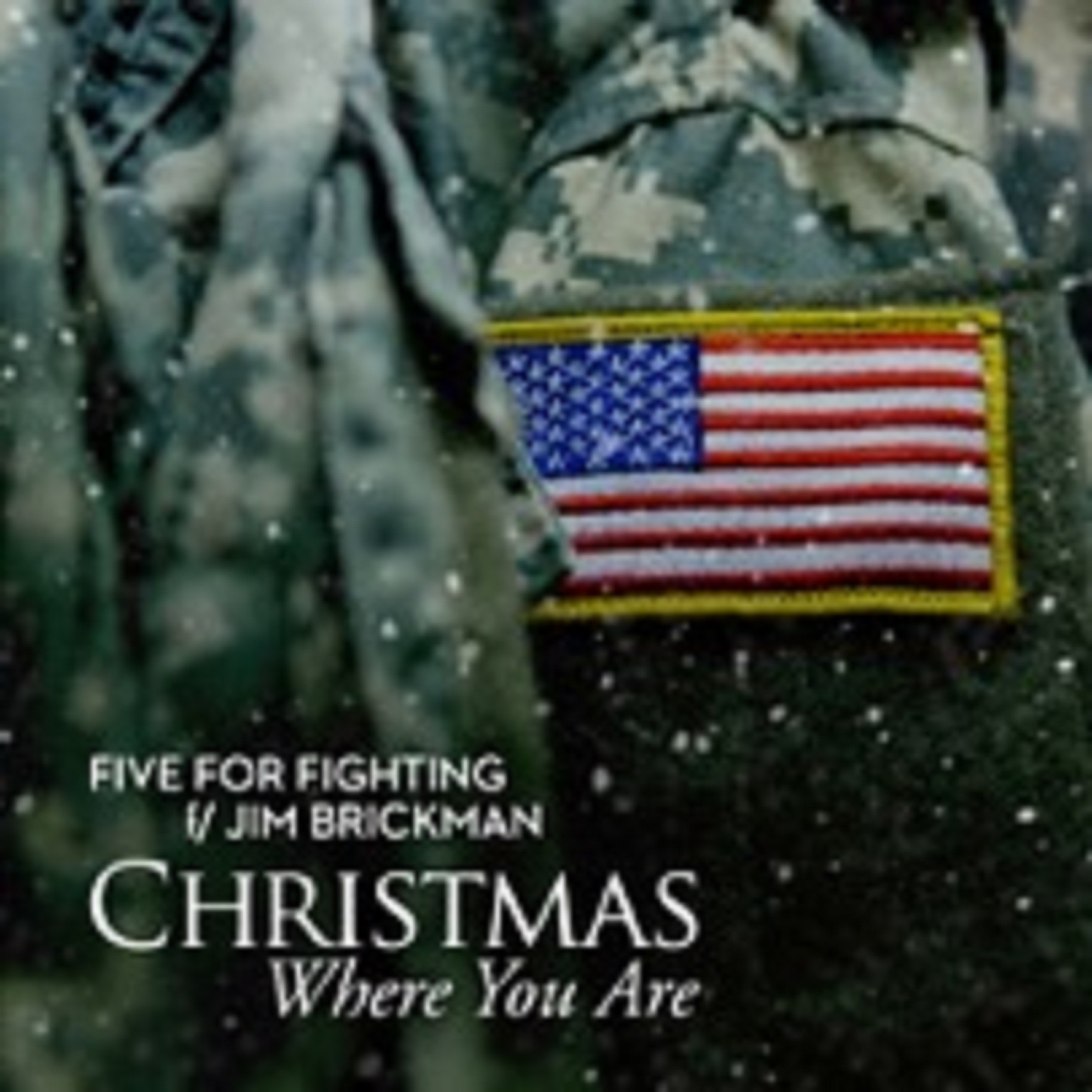 Five For Fighting & Jim Brickman Collaborate On Special Holiday Song