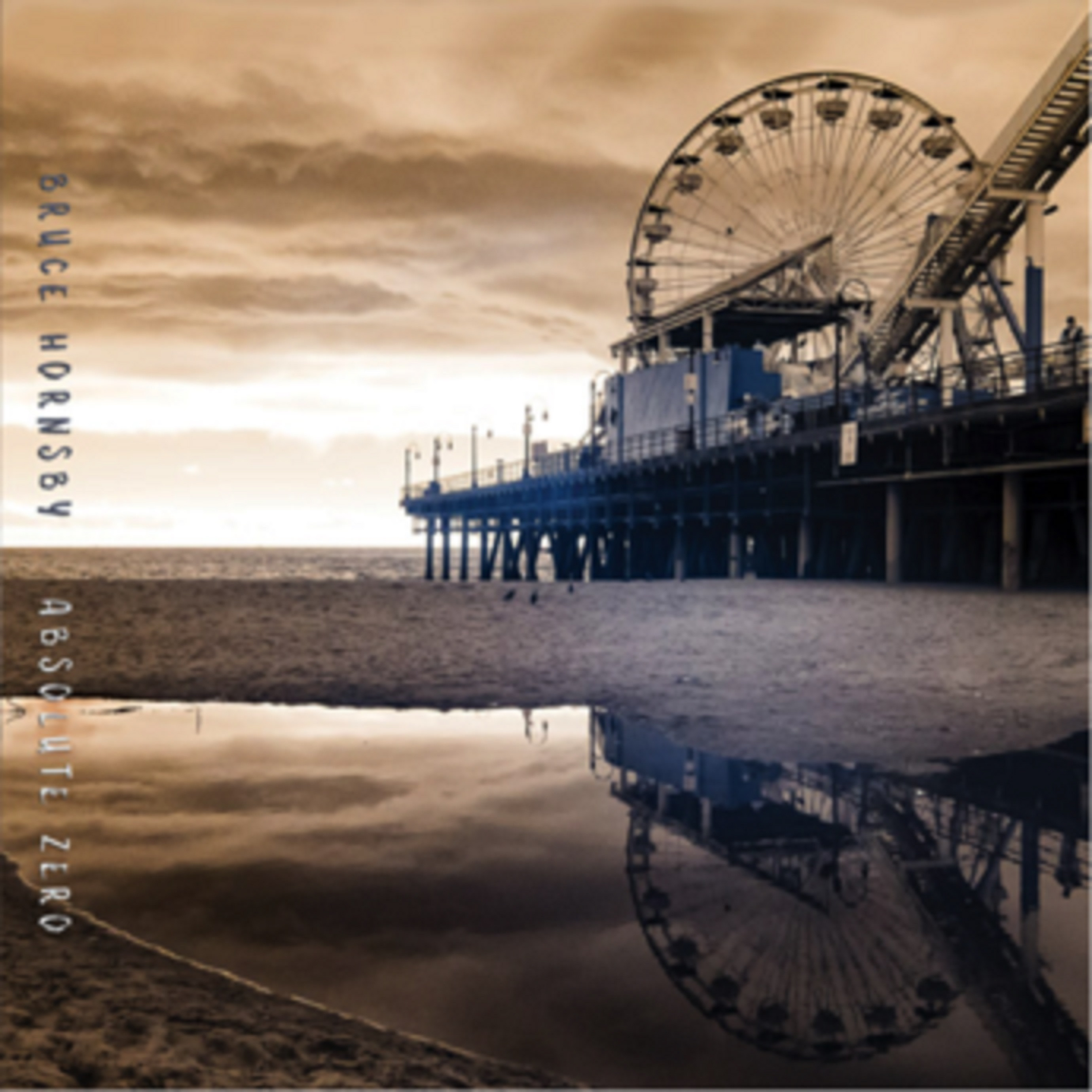 Bruce Hornsby's Absolute Zero Out April 12th