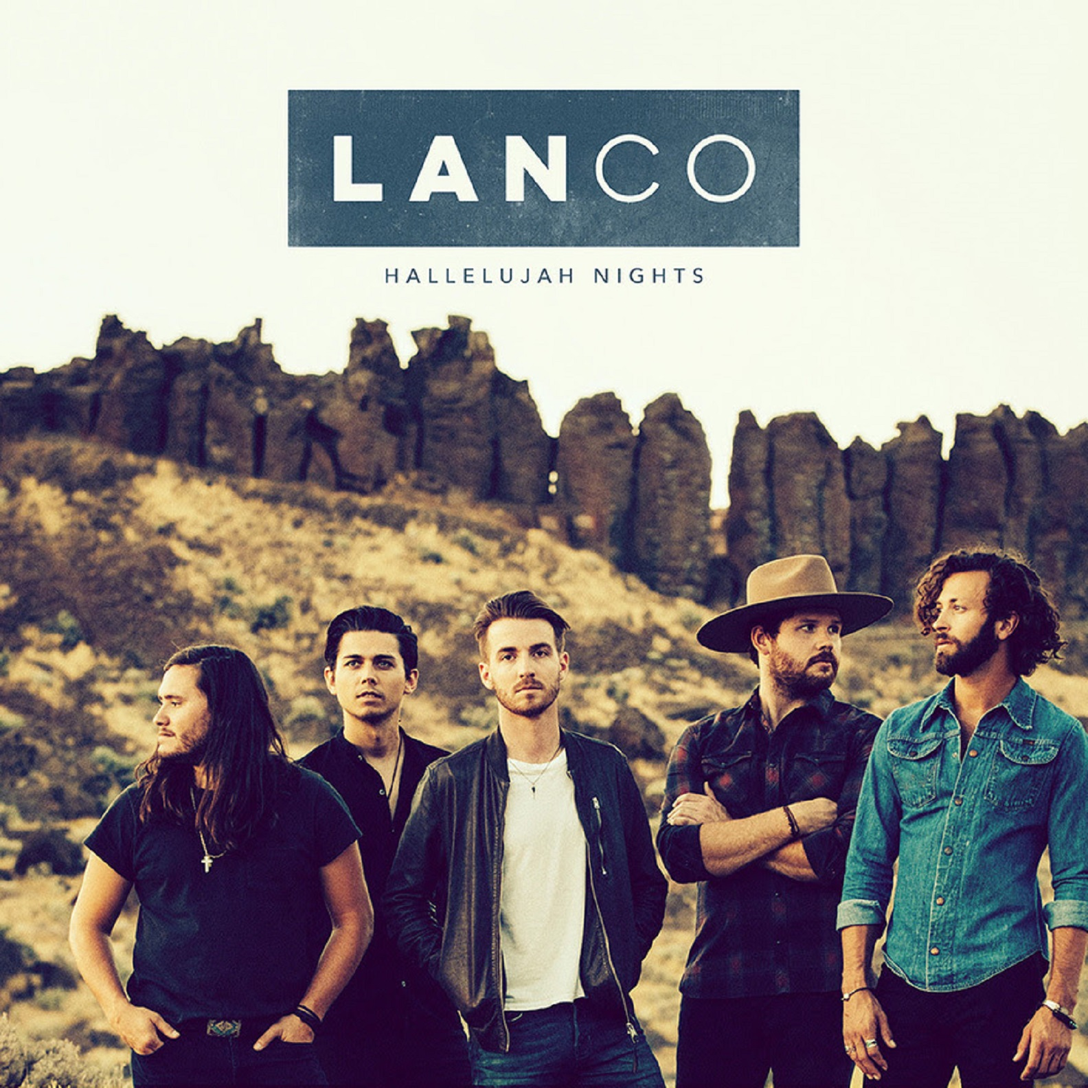 LANCO INTRODUCES DEBUT ALBUM HALLELUJAH NIGHTS