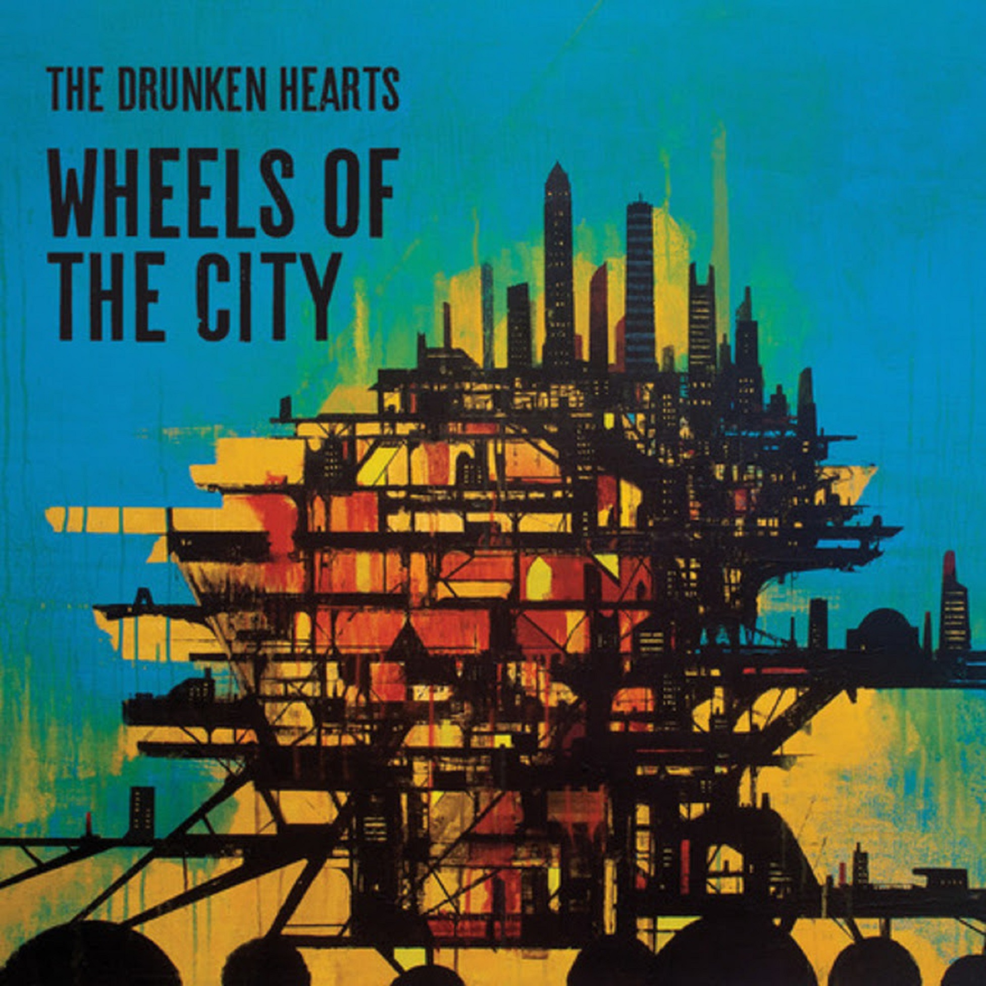 Out Today: The Drunken Hearts' 'Wheels of the City'