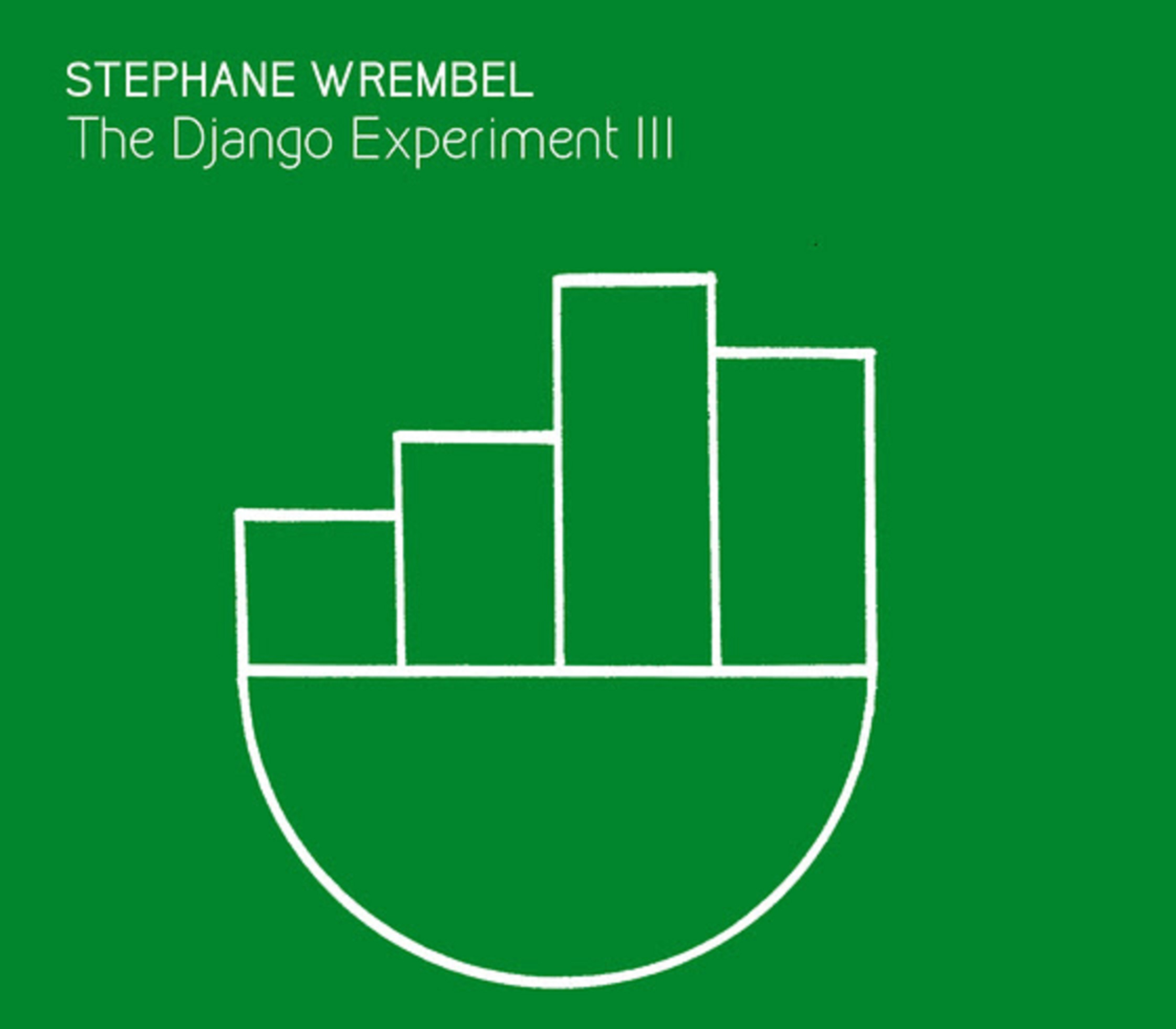 Stephane Wrembel to release The Django Experiment III