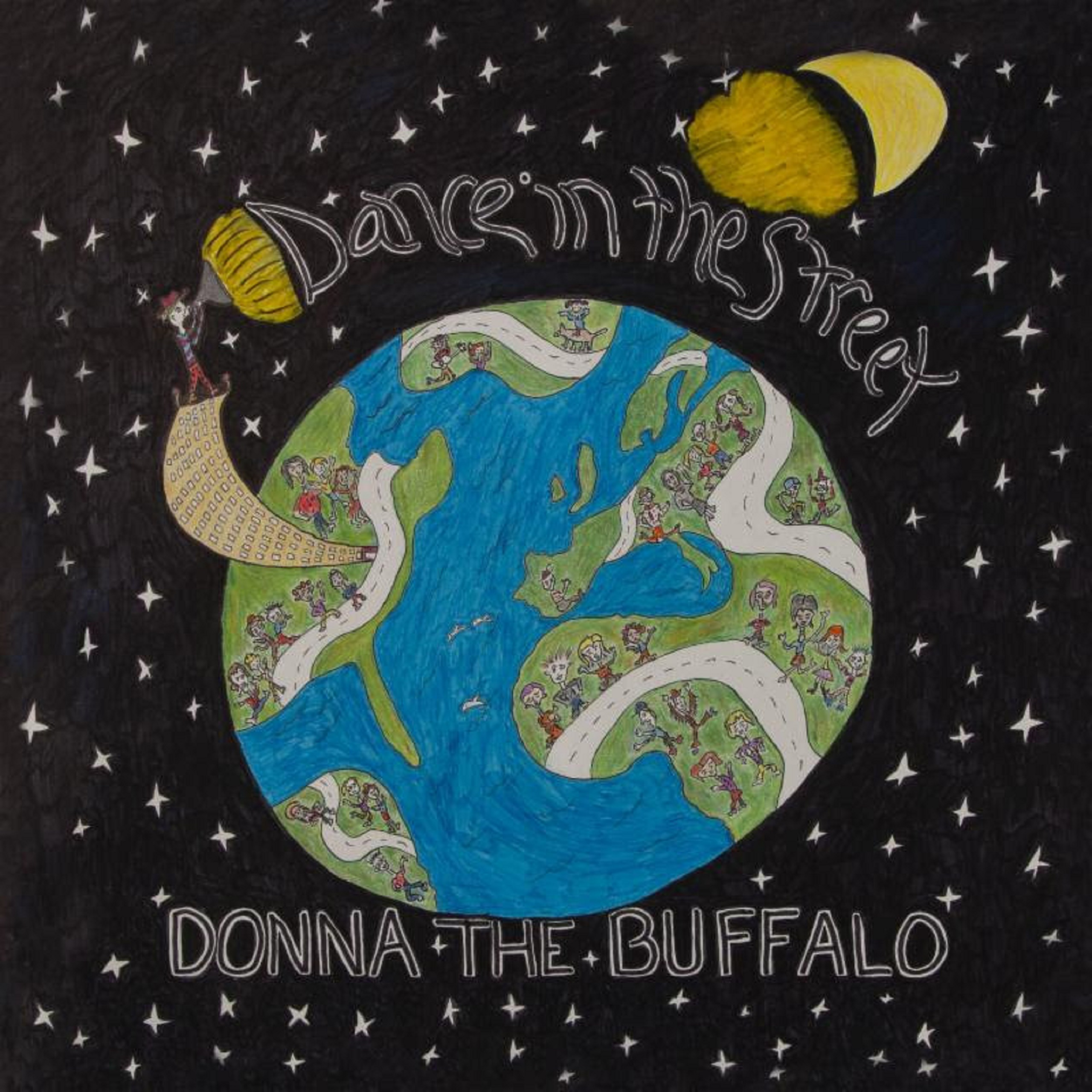 "Donna The Buffalo's ""Dance in the Street"" On The Charts!"