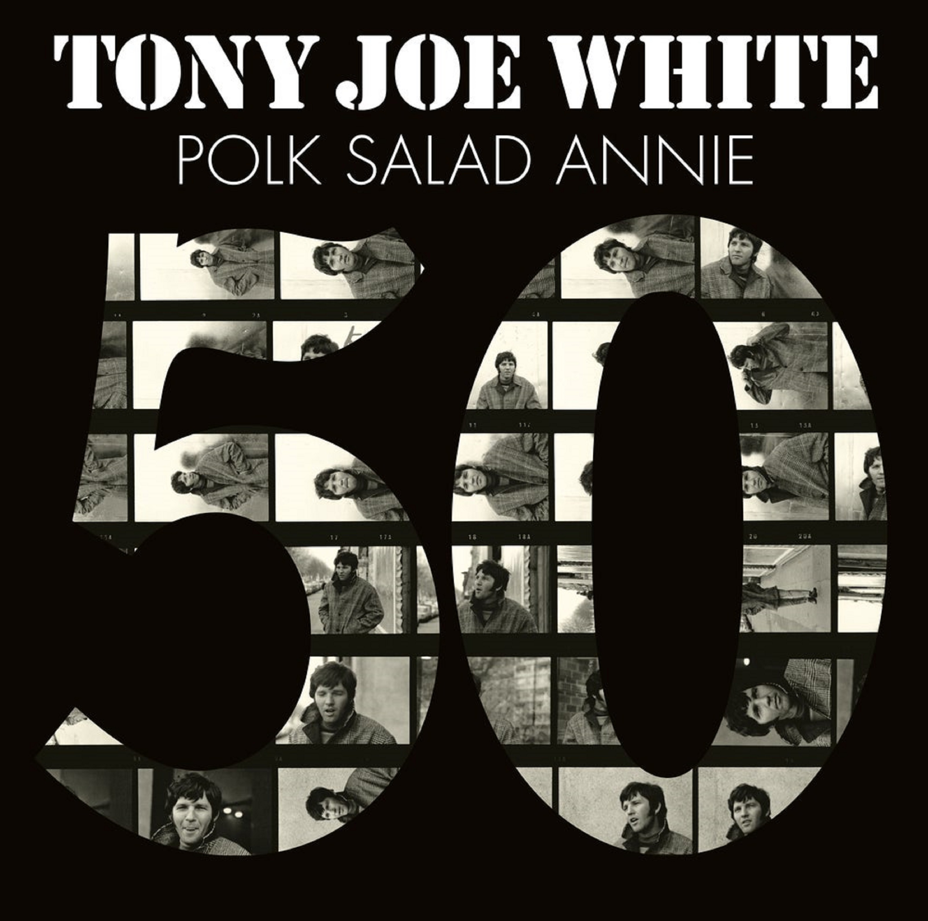 "Tony Joe White's ""Polk Salad Annie (50th Anniversary Edition)"" celebrates legacy, out July 23rd"