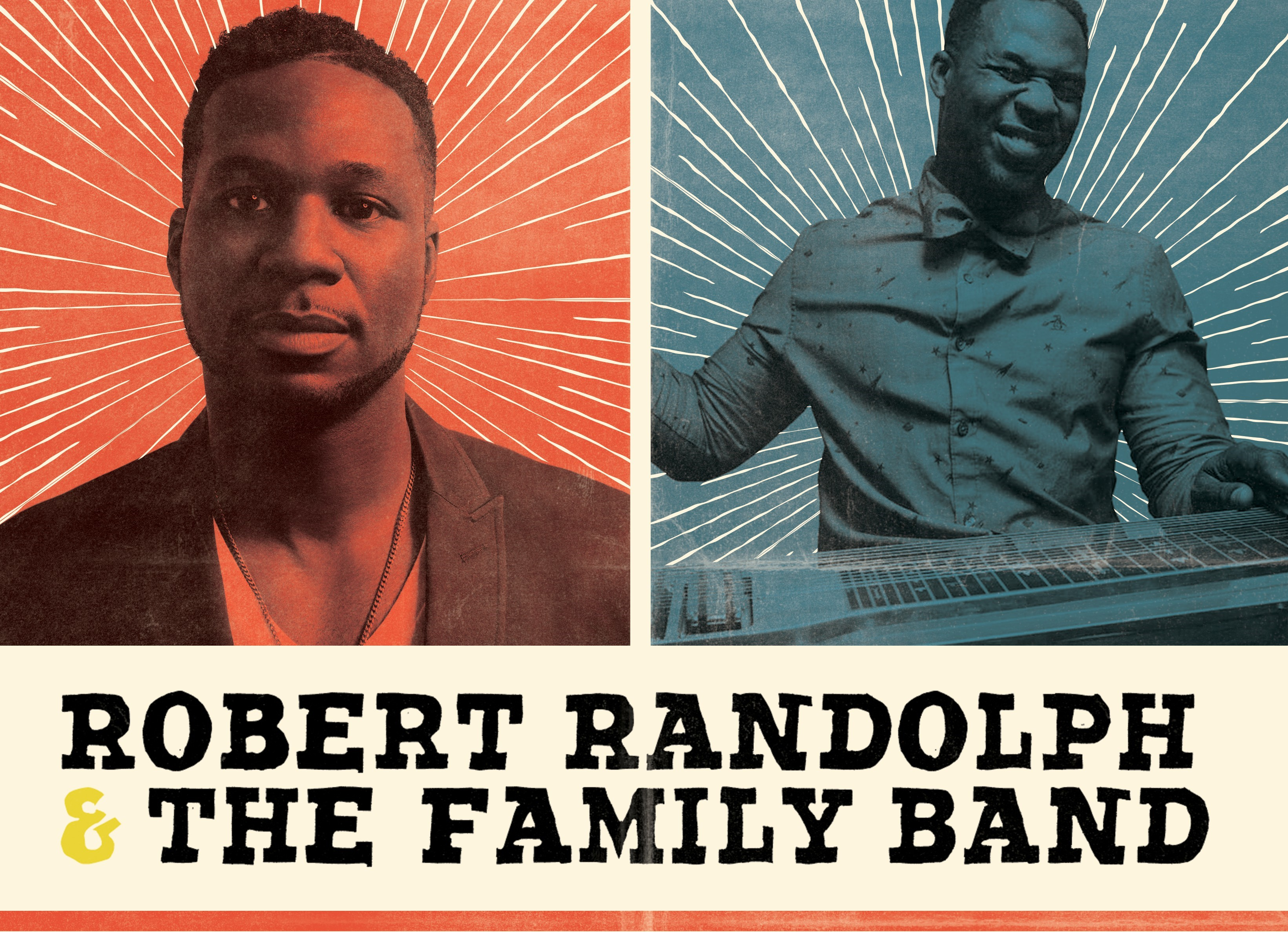 Robert Randolph & the Family Band On Tour Now!