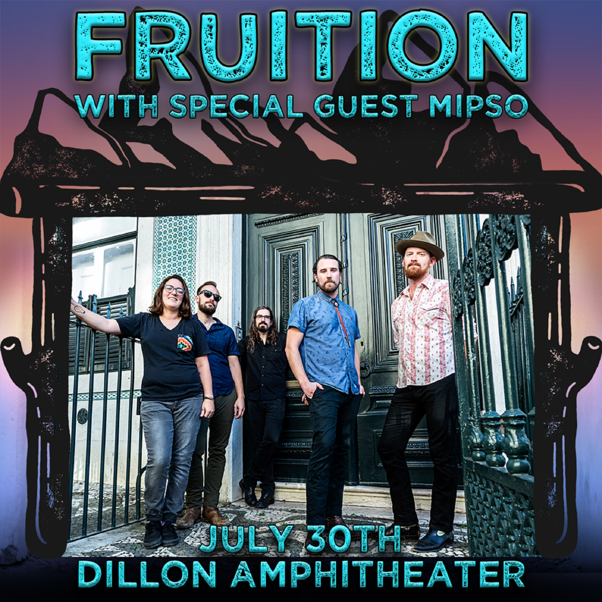Fruition Announces First show in 16 months