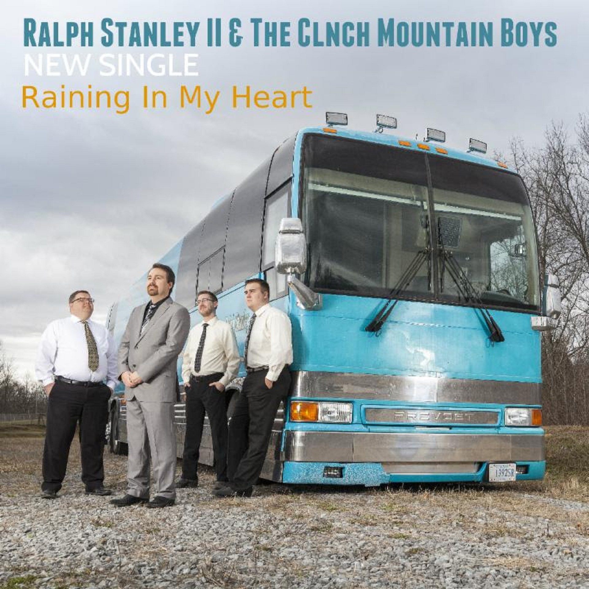 Ralph Stanley II & The Clinch Mountain Boys Release A New Single