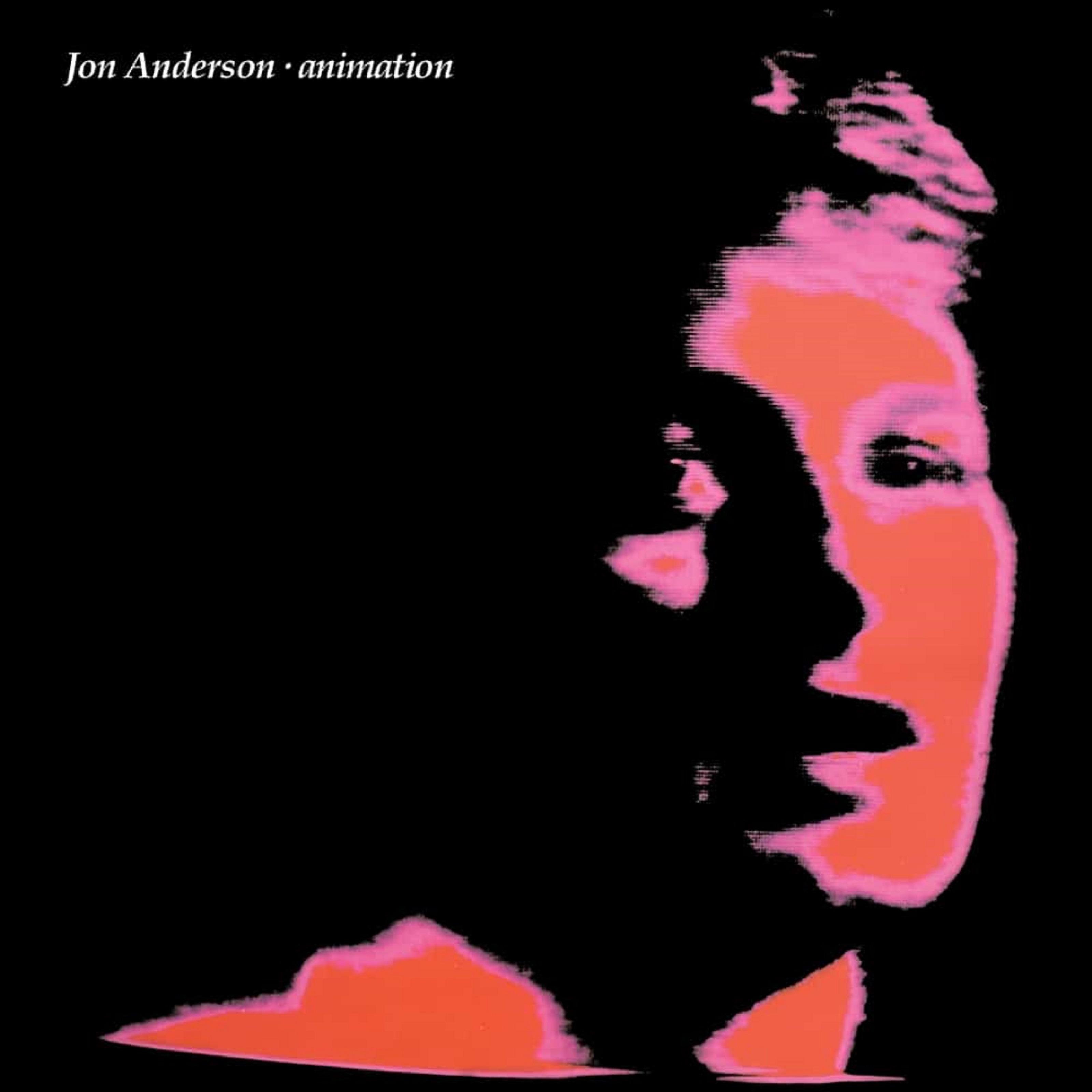 "Jon Anderson's ""Animation"" Remastered & Expanded Edition Released April 30, 2021"