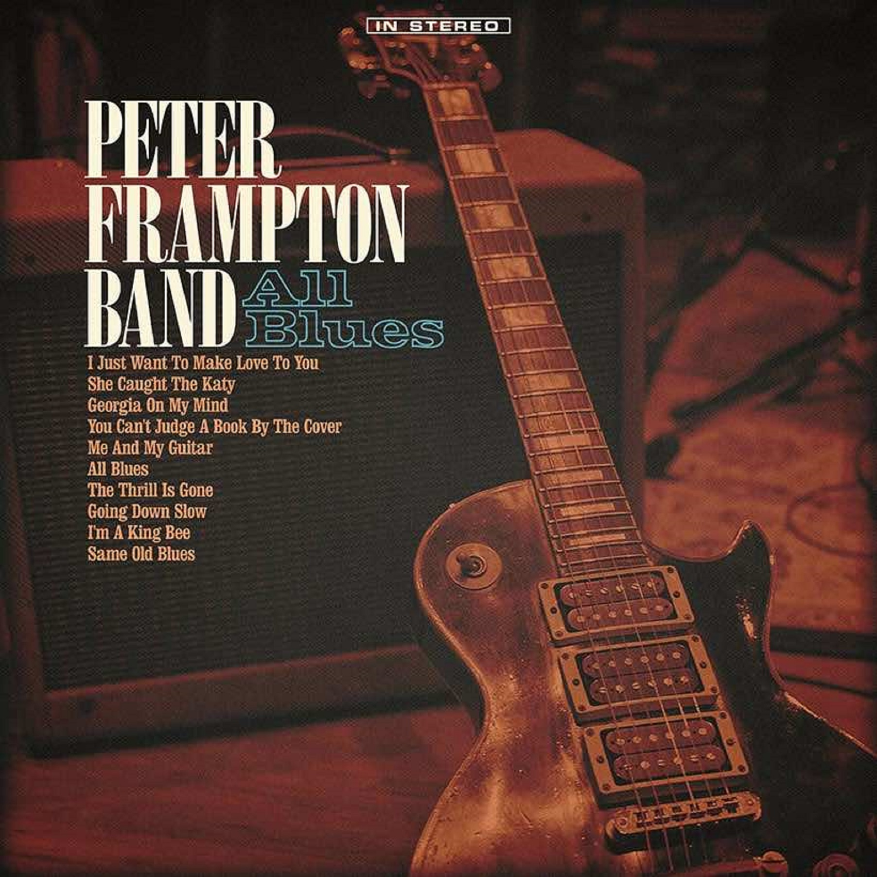 "PETER FRAMPTON BAND'S ""GEORGIA ON MY MIND"" PREMIERES"