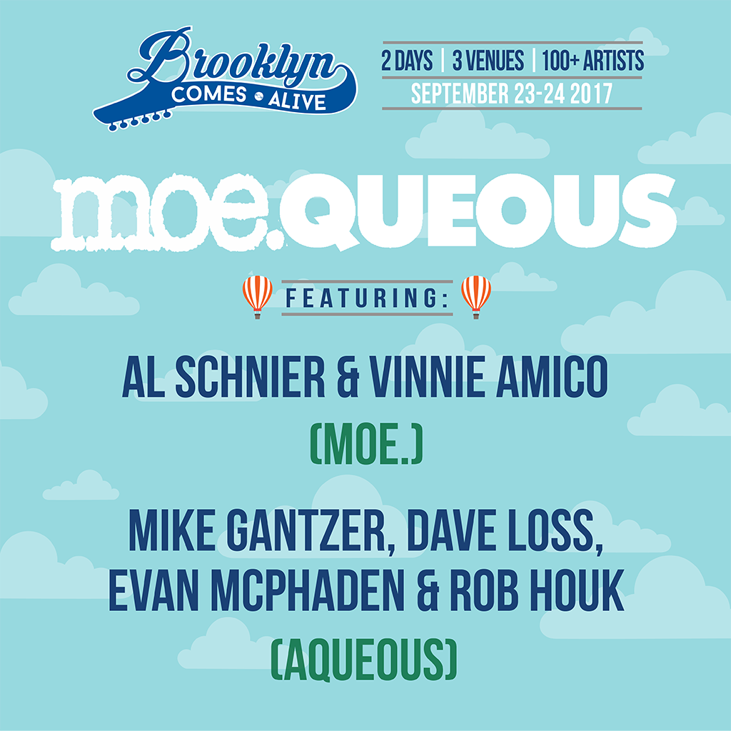 "moe. and Aqueous To Join Forces As ""moe.queous"""