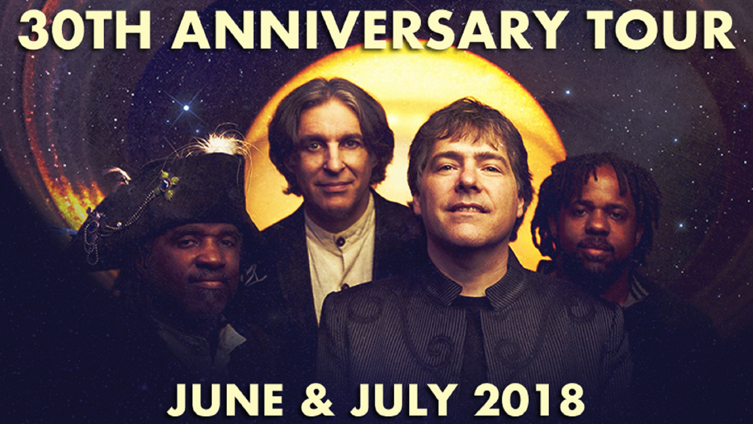Flecktones 30th Anniversary Tour!