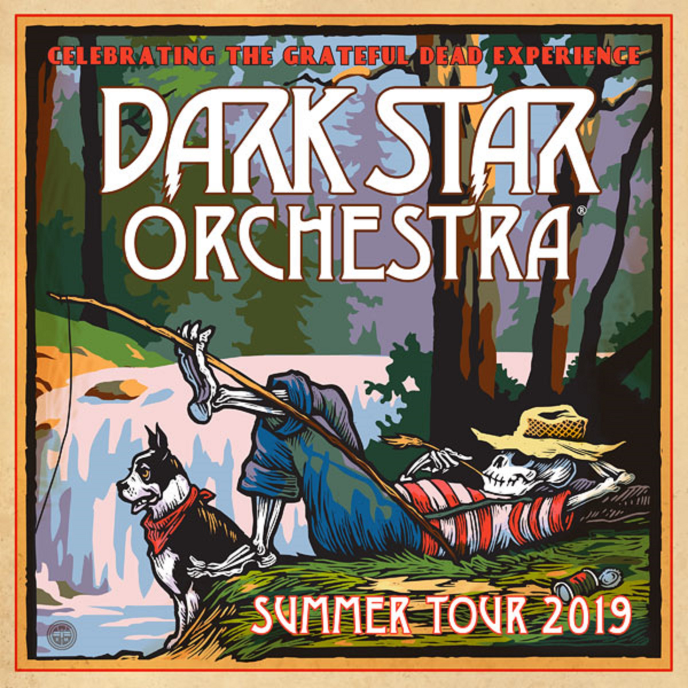Dark Star Orchestra Announces Summer Tour 2019